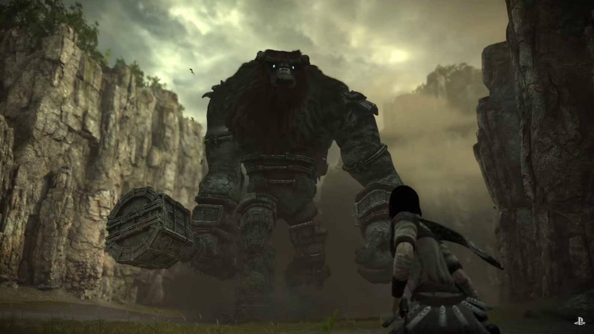"""""""Shadow of the Colossus"""" sollte endlich einen würdigen Nachfolger bekommen!"""