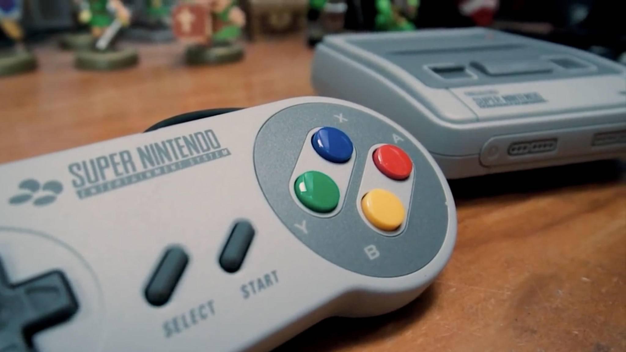 In wenigen Tagen feiert das SNES Classic Mini seinen Release.