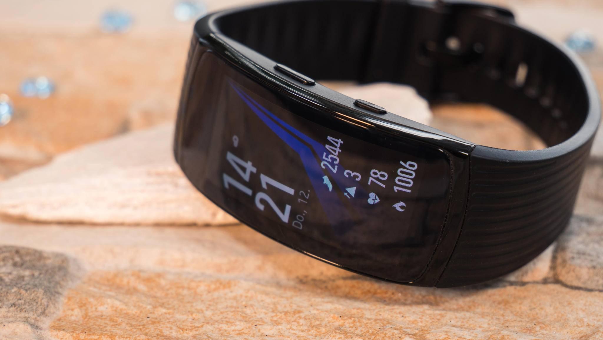 Wird der Samsung Galaxy Fit E dem Vorgängermodell Gear Fit 2 Pro ähneln?