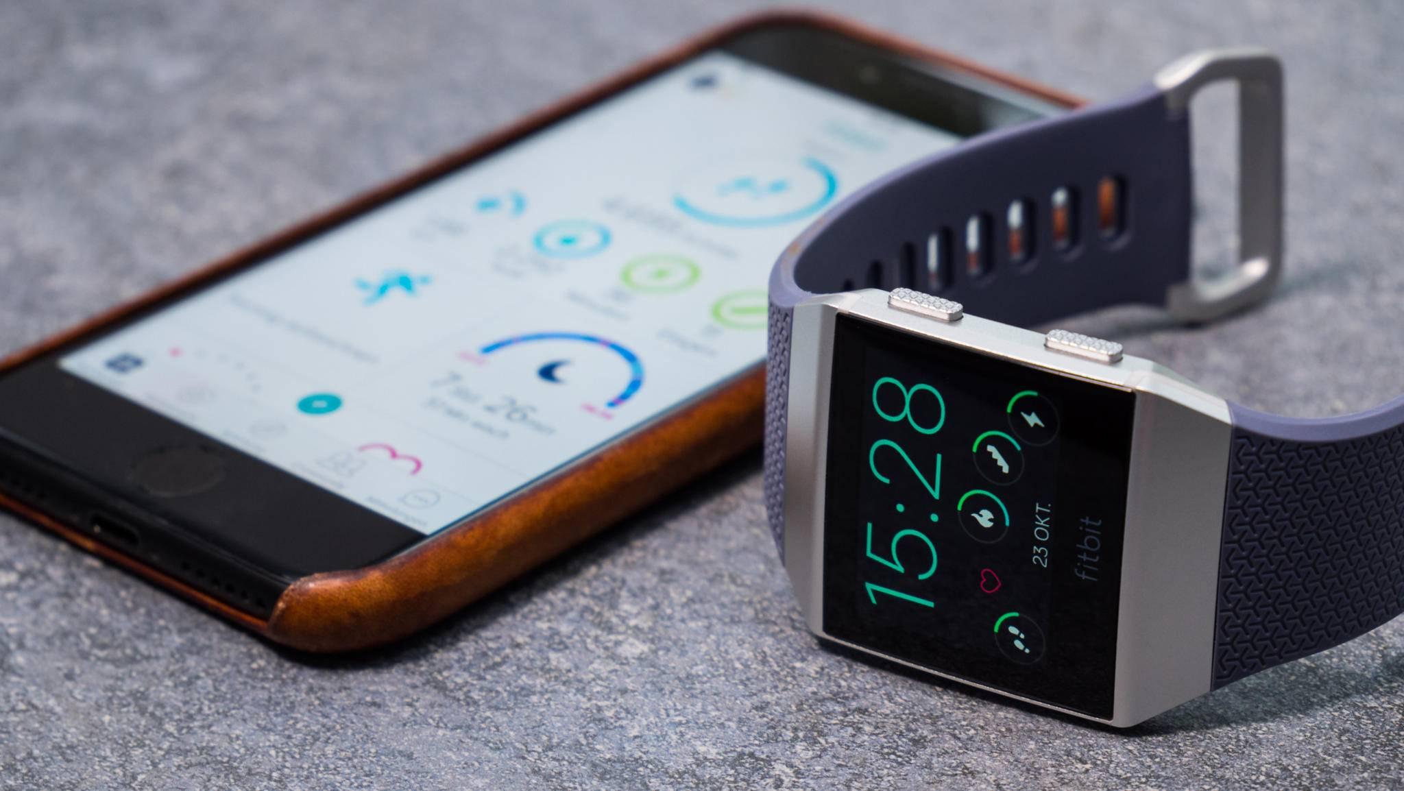 Seit Anfang Oktober ist die Fitbit Ionic auf dem Markt – und wir haben sie getestet.