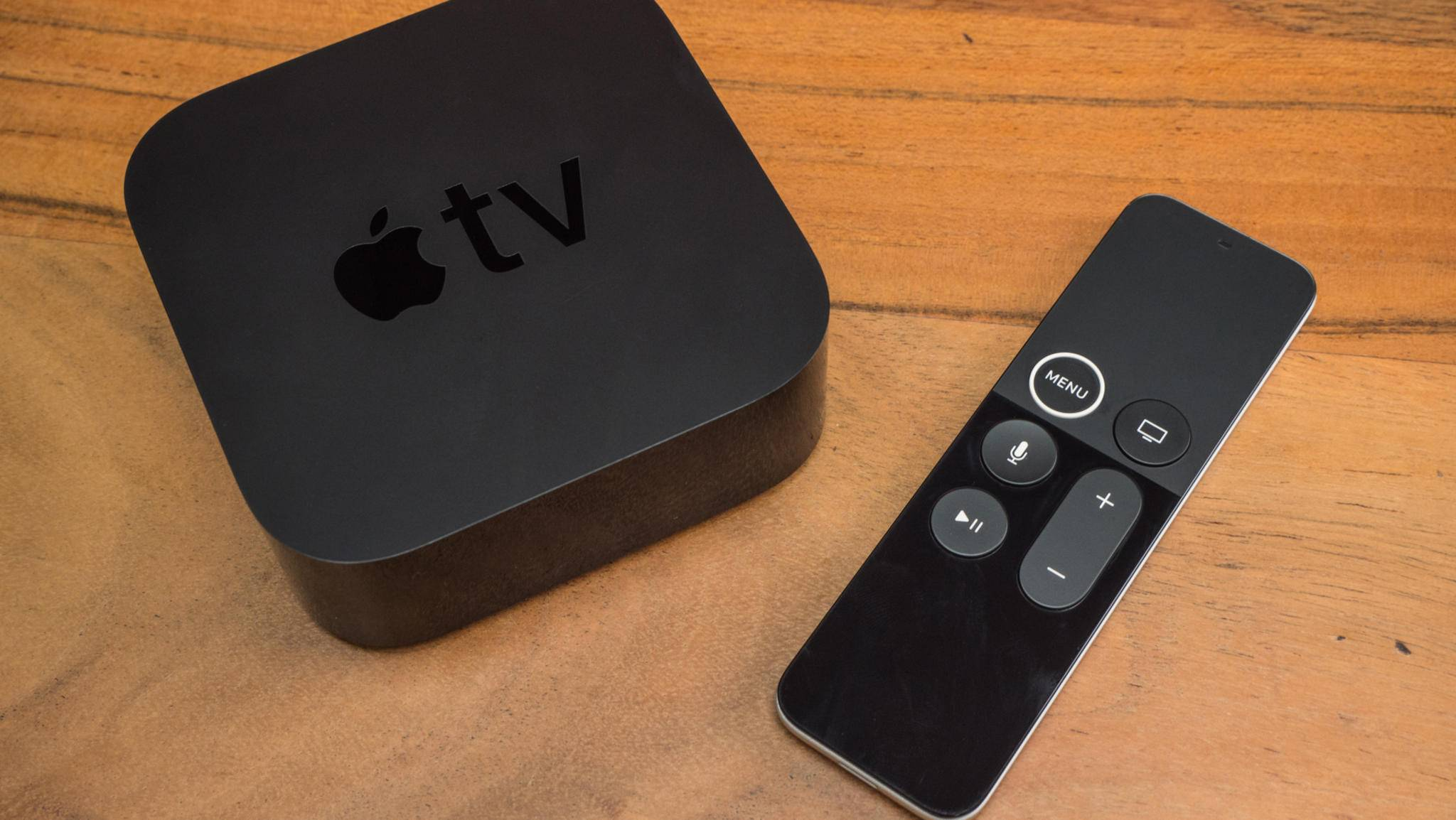 Hat mittlerweile mehr als drei Jahre auf dem Buckel: der Apple TV 4K.