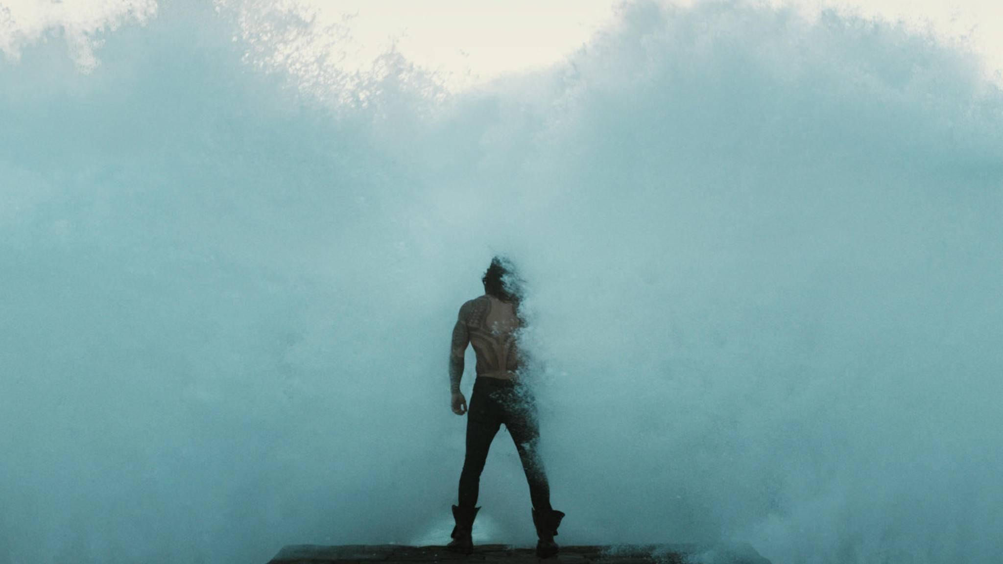 "Kommt bald die lang ersehnte Trailer-Welle zum DC-Film ""Aquaman""?"