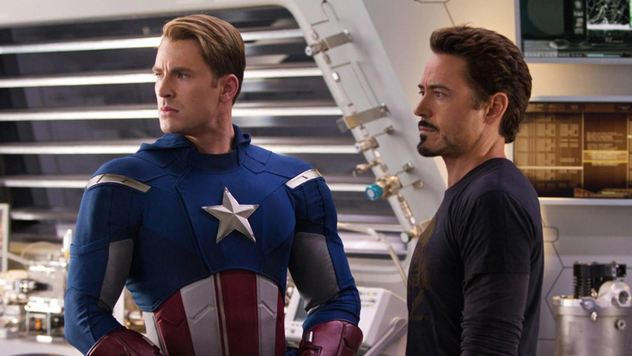 Der Trailer zur Avengers-Reunion ist noch immer in Arbeit.