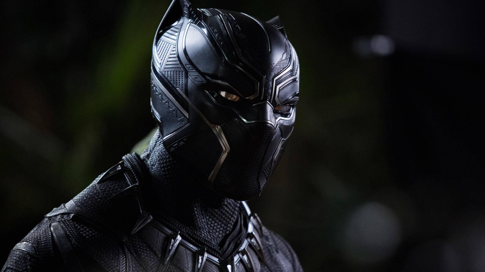 """Raubkatzen-Lauscher auf: In """"Black Panther"""" gibt's was auf die Ohren."""