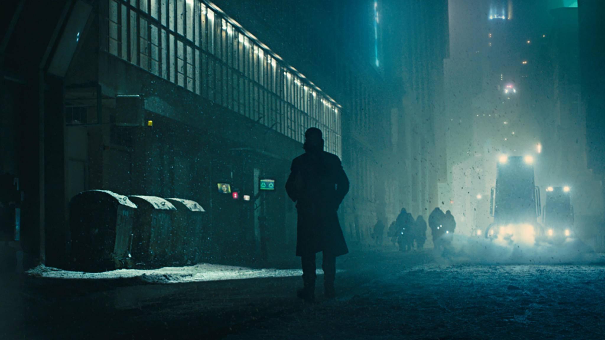 """""""Blade Runner 2049"""" folgt 35 Jahre nach dem ersten Teil."""