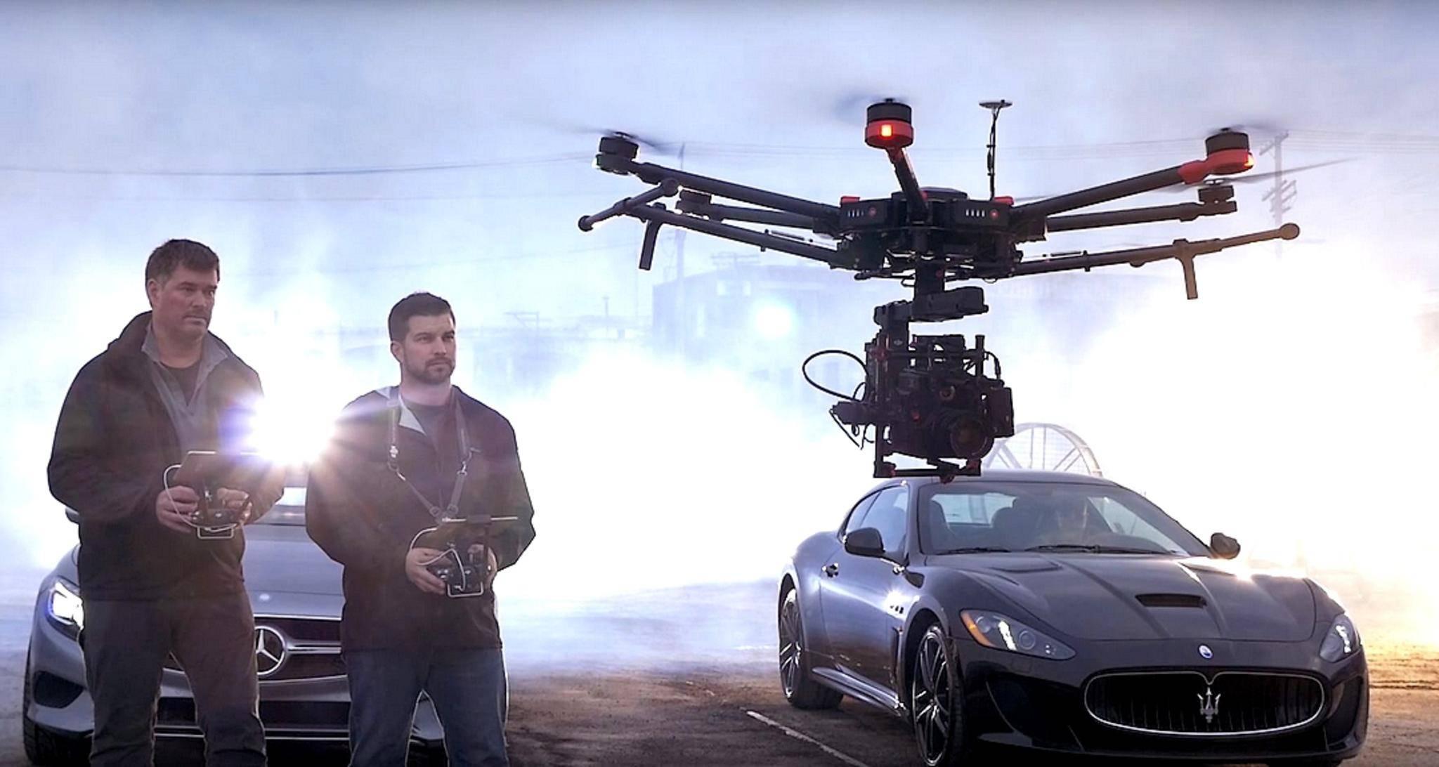 Drohnen sind aus vielen Arbeitsbereichen gar nicht mehr wegzudenken.
