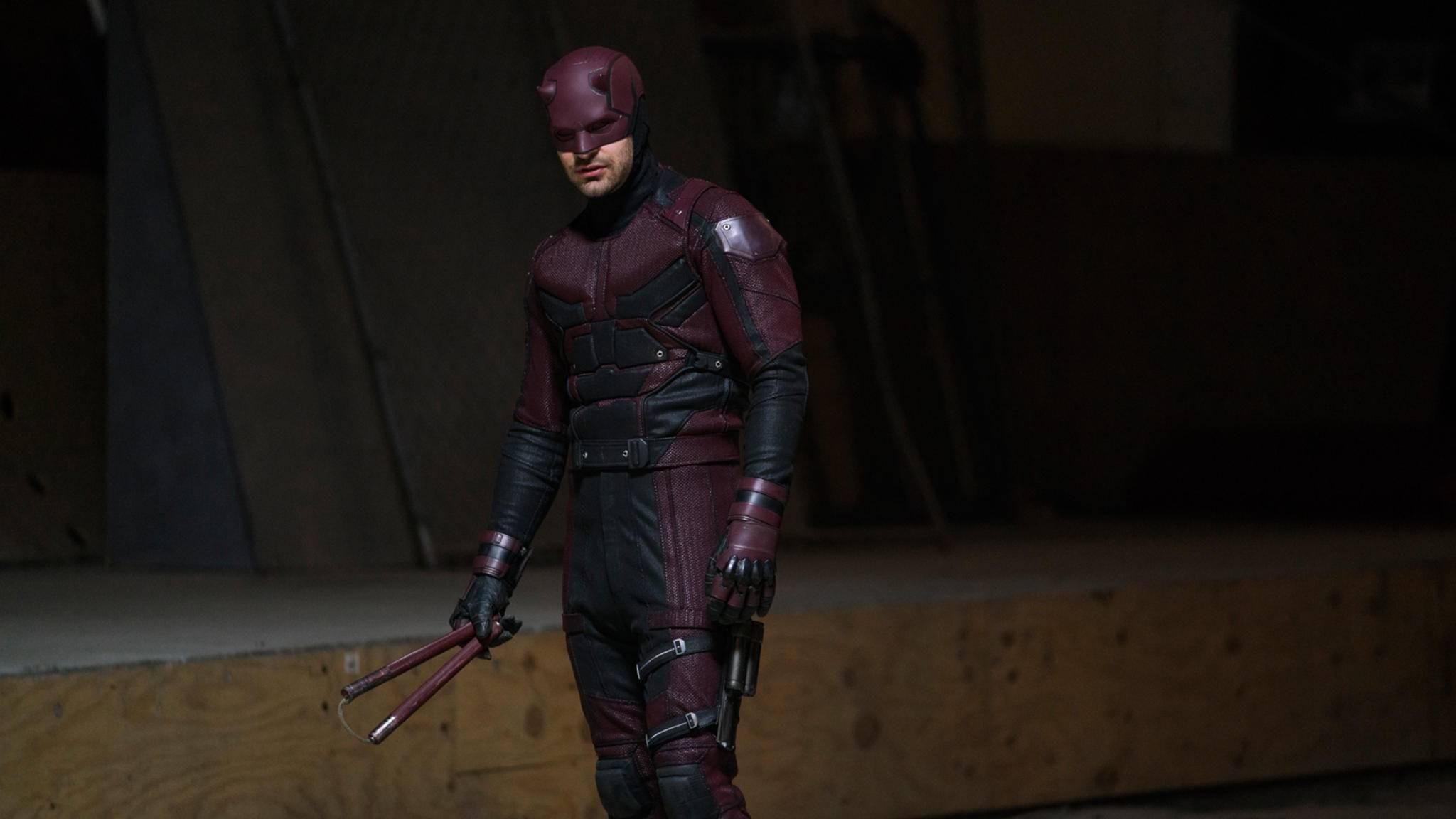 """Der Kampf gegen """"Die Hand"""" in """"The Defenders"""" wirkt sich noch auf Staffel 3 von """"Daredevil"""" aus."""