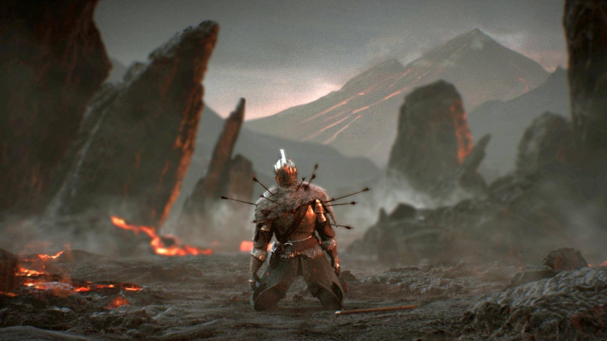 """""""Dark Souls Remastered"""" wird genauso unerbittlich wie das Original, aber ein paar feine Unterschiede gibt es – nicht nur, was die Grafik angeht."""