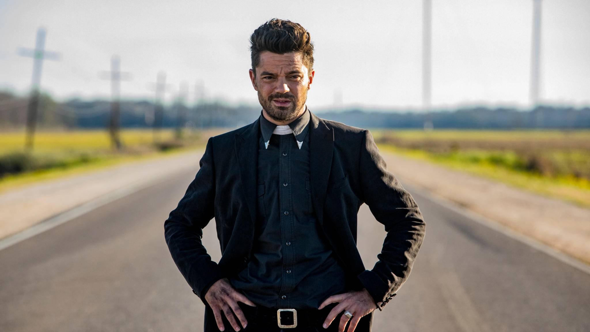 """Jesse Custer ist noch nicht am Ende: """"Preacher"""" bekommt eine Staffel 3."""