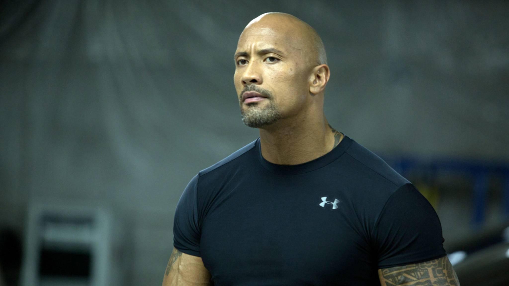 """Das """"Fast & Furious""""-Spin-off rund um Hobbs alias Dwayne Johnson sorgt schon jetzt für Furore."""