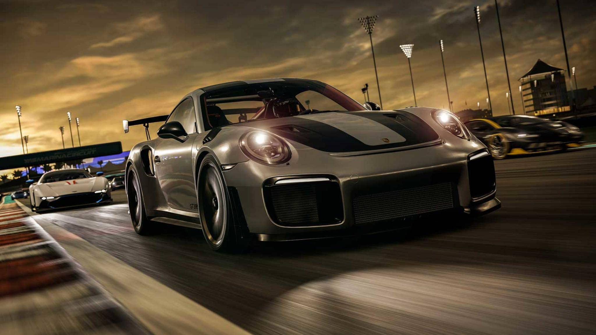 """""""Forza Motorsport 7"""" startet durch."""