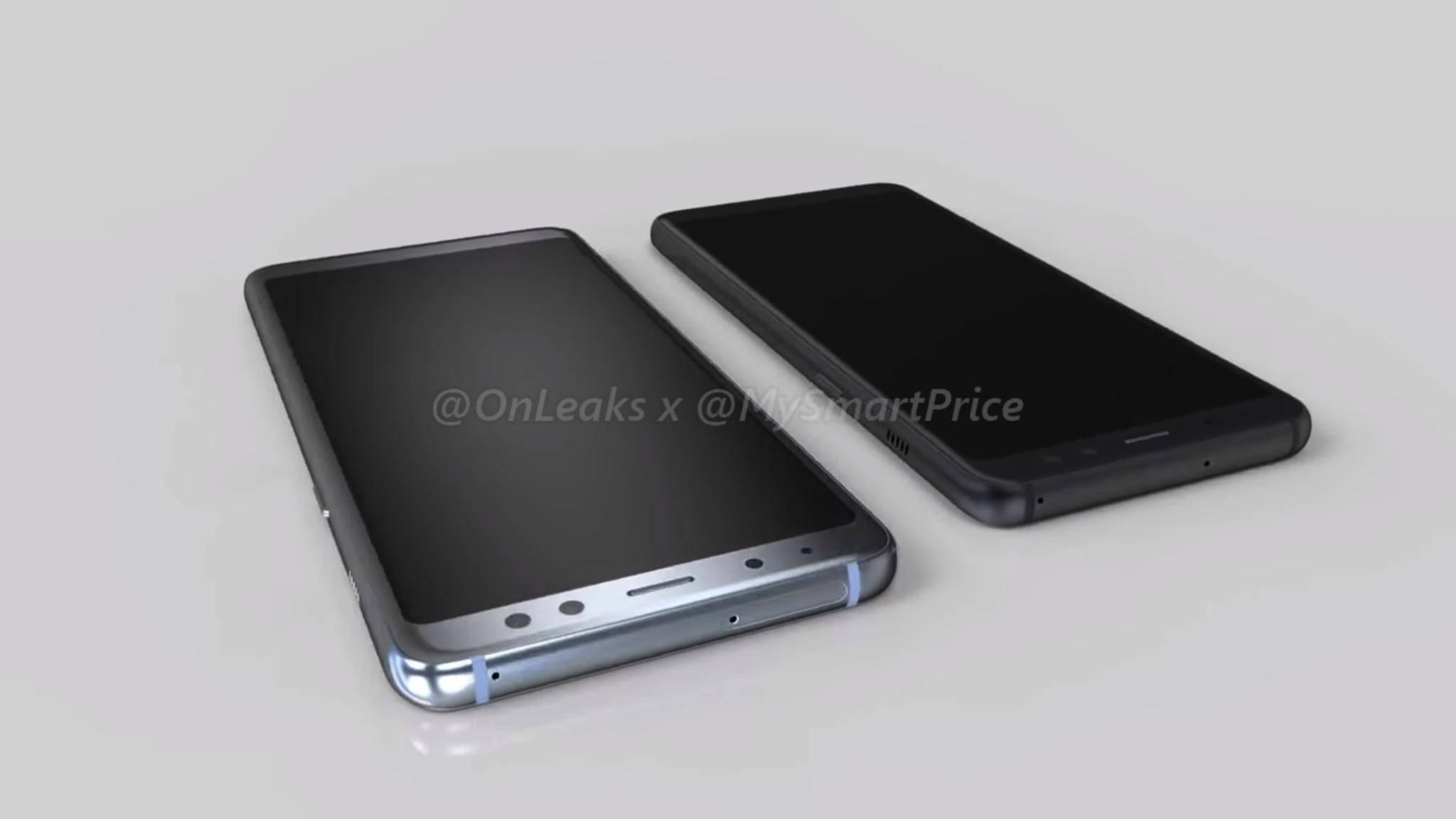Galaxy A5 und Galaxy A7 dürften Anfang 2018 wieder ein Update erhalten.