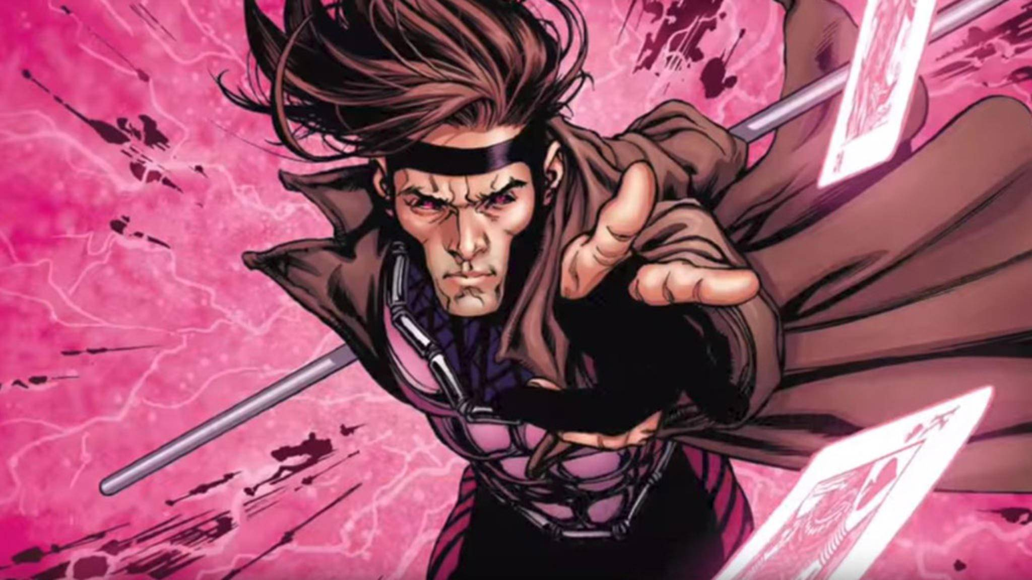 Gambit soll 2019 die Karten fliegen lassen.