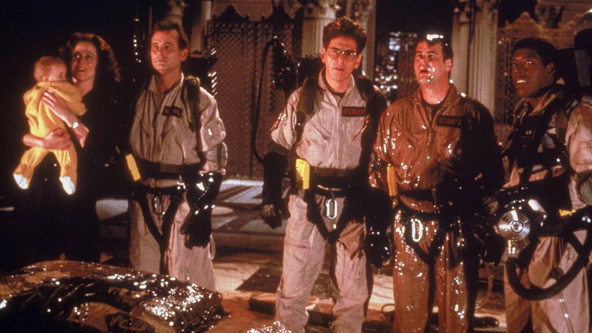 """In """"Ghostbusters 3"""" gibt es tatsächlich ein Wiedersehen mit den Original-Geisterjägern."""