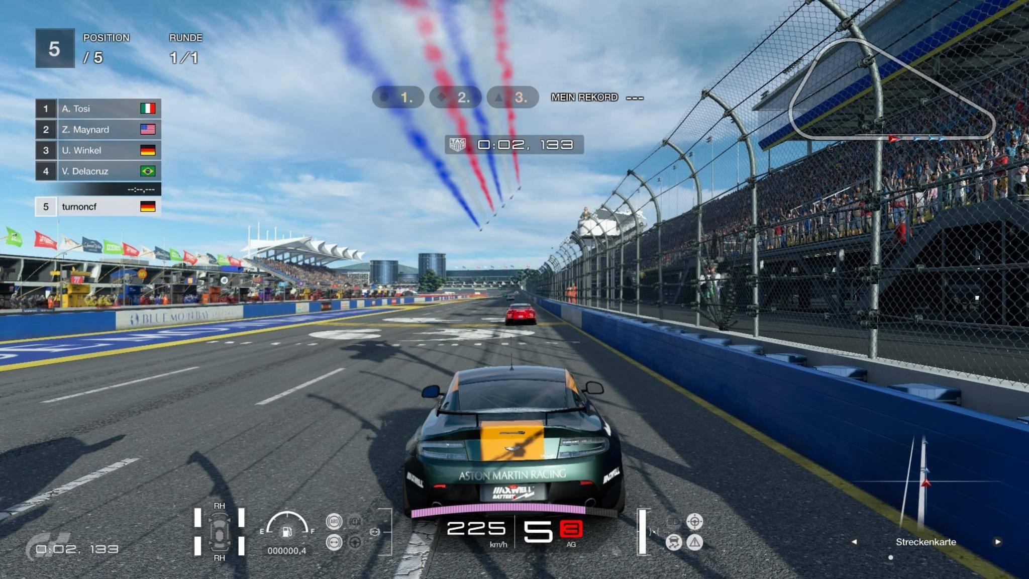 """Eine echte Rennlizenz als Top-Fahrer bei""""Gran Turismo Sport"""" bekommen – geht das wirklich?"""