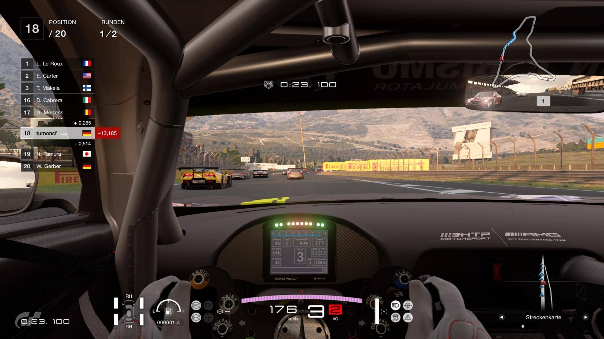 """Das März-Update für """"GT Sport"""" enthält 13 neue Autos."""