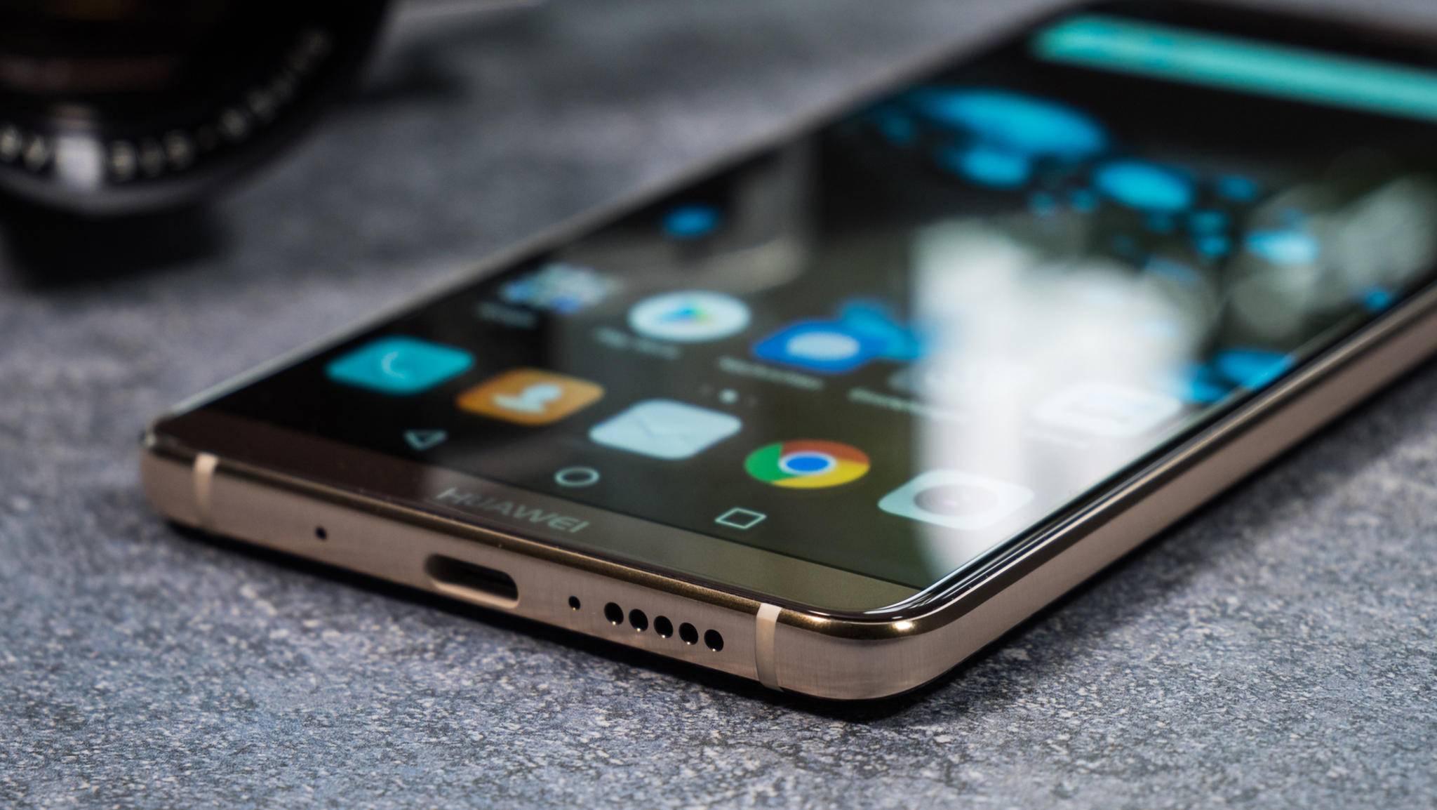 Bekommt der Nachfolger des Mate 10 Pro einen Ultraschall-Fingerabdruckscanner?