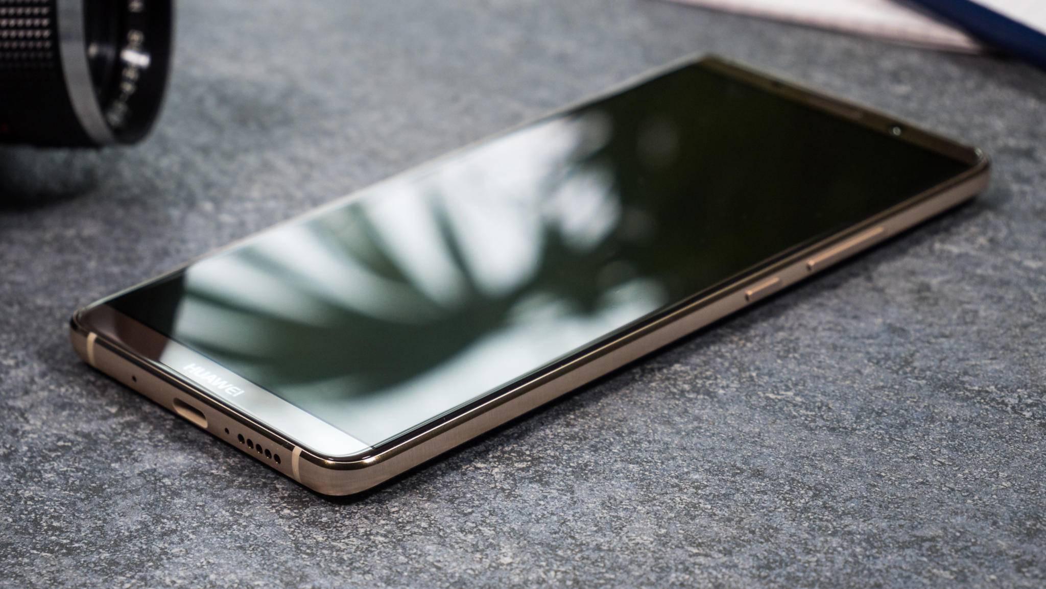 Das Honor V10 wird angeblich eine günstigere Alternative zum Huawei Mate 10 Pro.