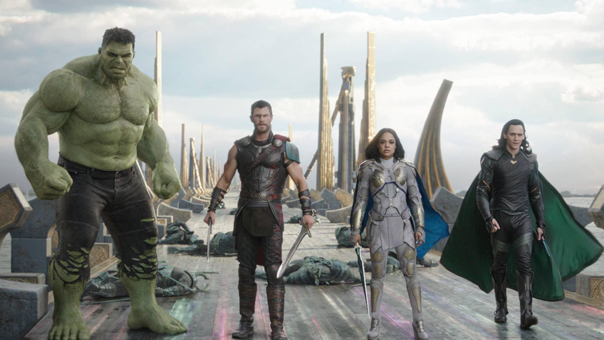 """""""Thor 3"""" startet erst Ende Oktober, doch auf einen der Charaktere könnte bereits ein noch größeres Abenteuer warten."""