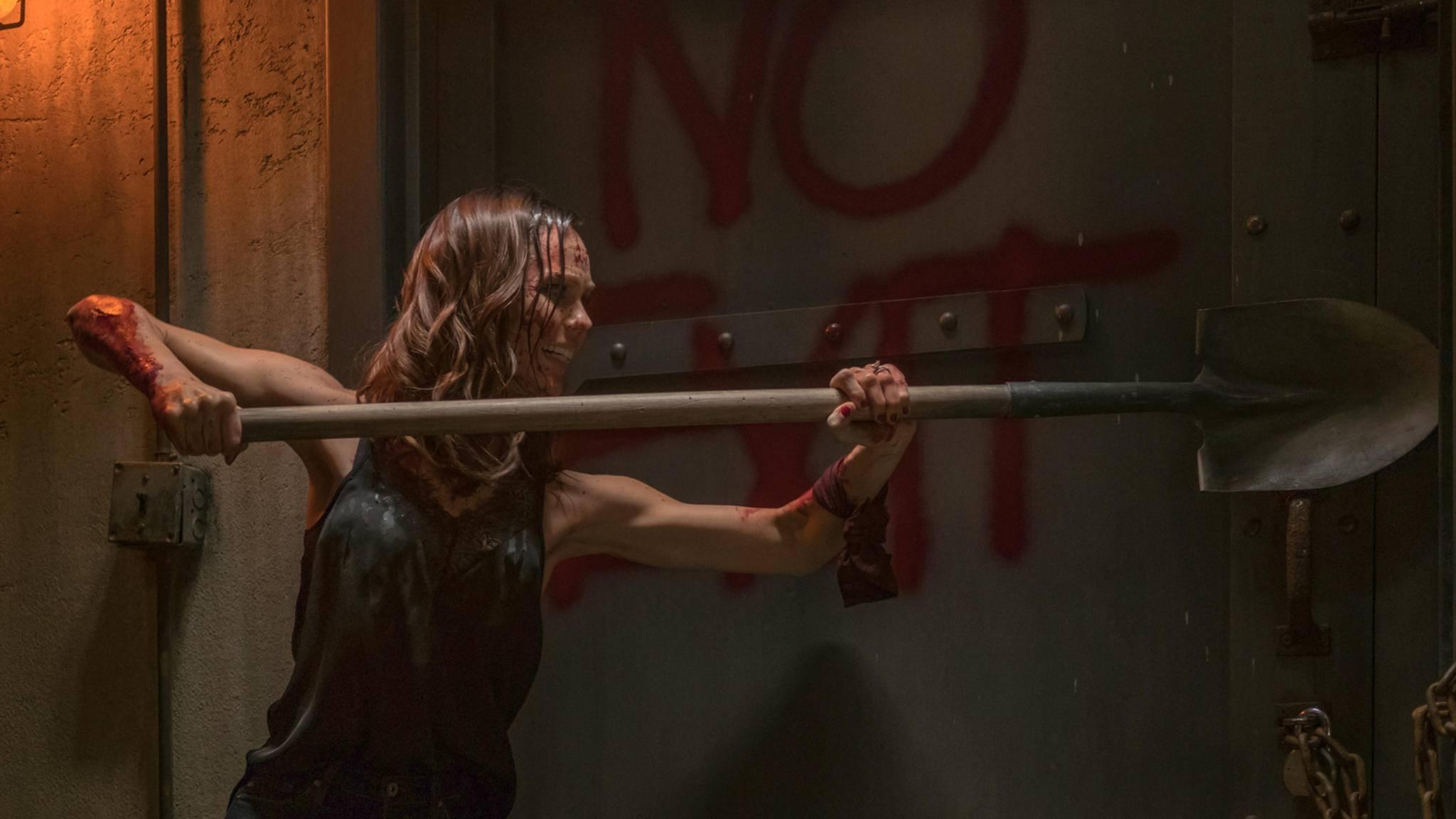 """Ob es Anna in """"Jigsaw"""" lebend aus dieser Falle heraus schafft, können Kinogänger schon bald bewundern."""