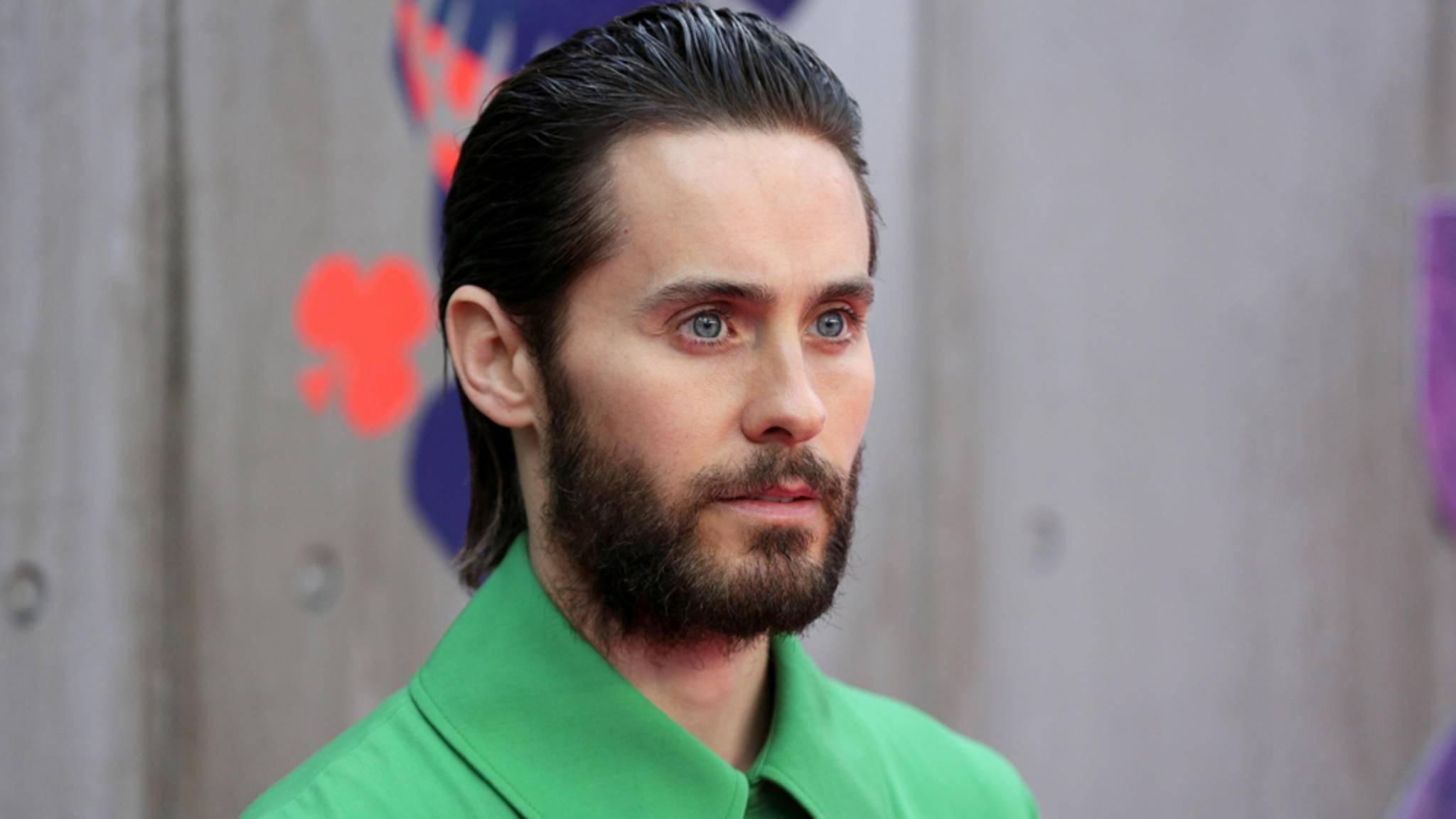 "Jared Leto wäre bei ""Tron 3"" dabei."