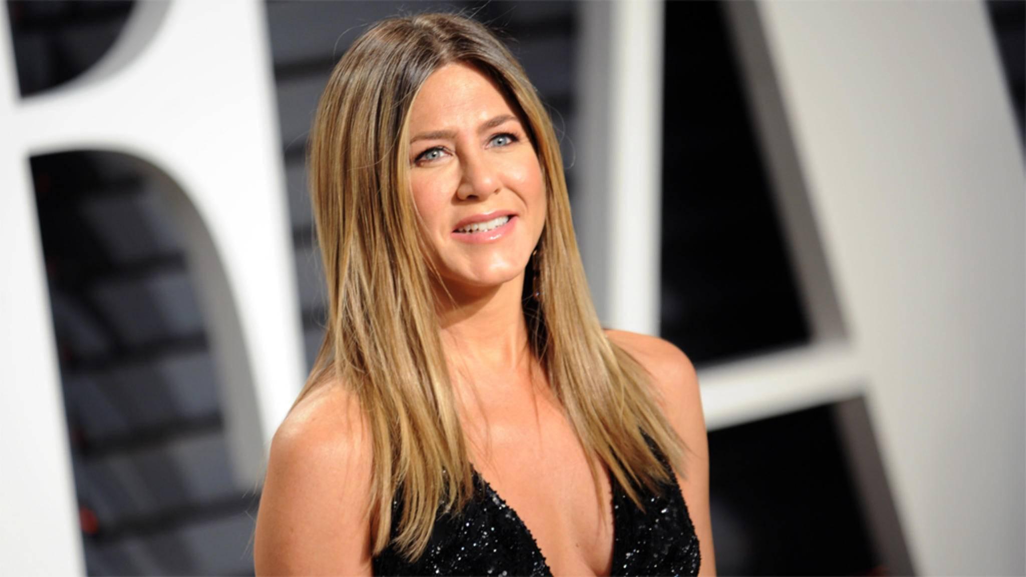 Seit 1990 nicht mehr aus dem Filmbusiness wegzudenken: Jennifer Aniston.