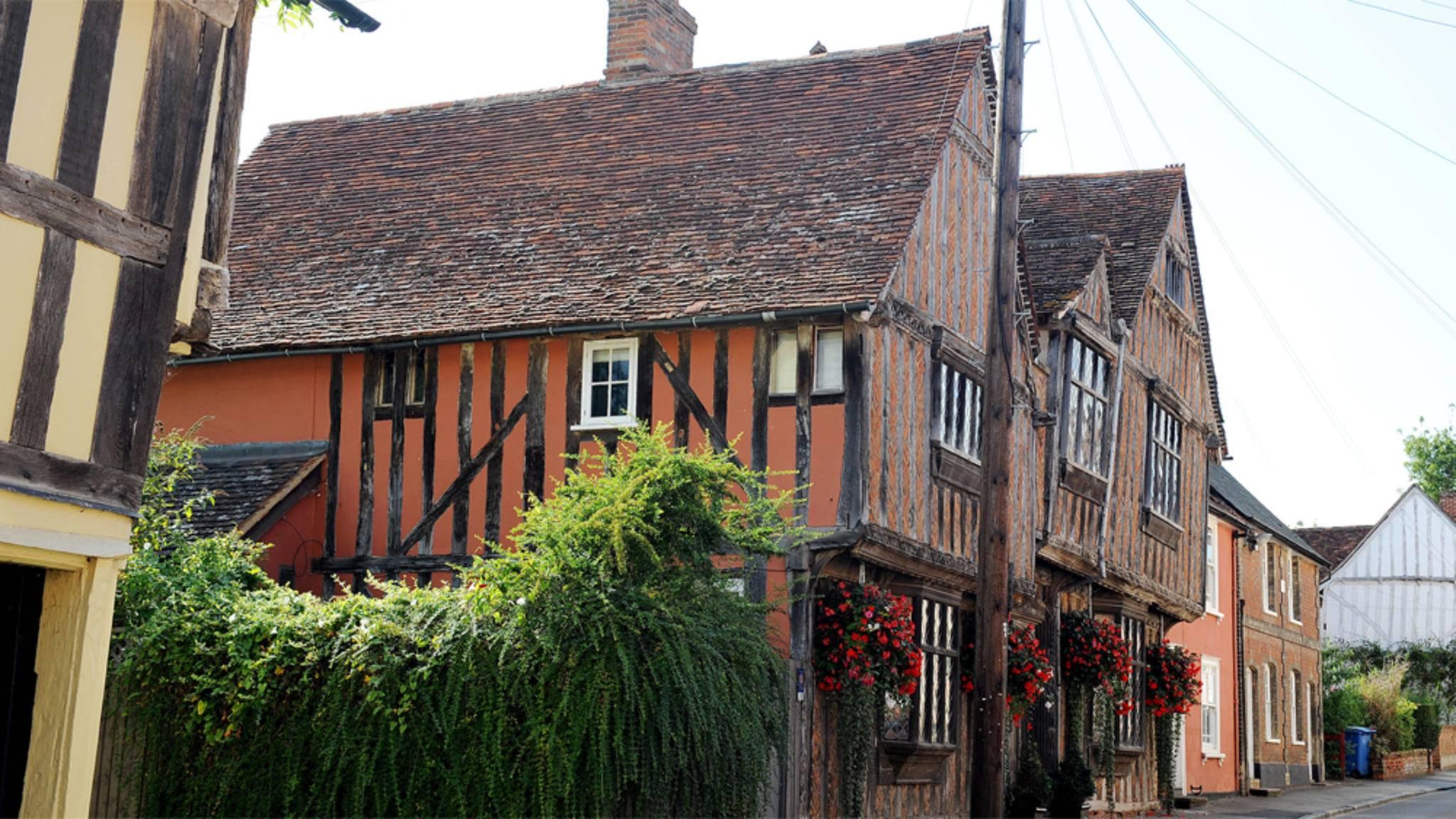 In natura sieht das Haus, in dem Harry Potter seine ersten Monate verbracht haben soll, freundlicher aus als im Film.