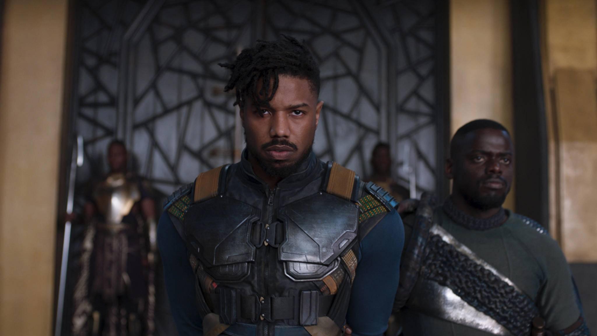 """Sieht so der nächste Superman aus? """"Black Panther""""-Star Michael B. Jordan könnte in die Fußstapfen von Henry Cavill treten."""