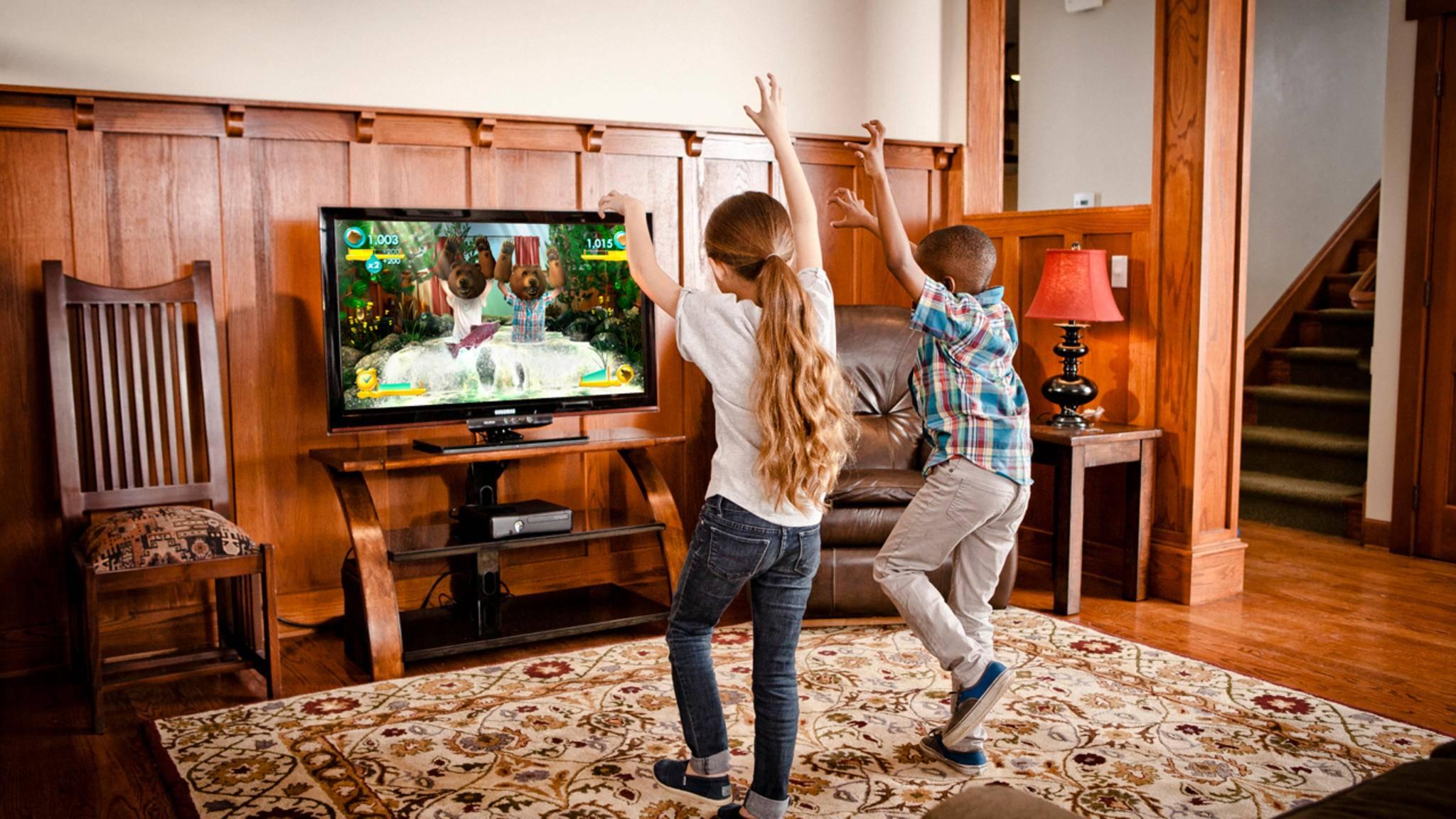 Tschüß, Kinect! Microsofts Xbox-Kamera sollte der groß0e Wurf werden, blieb aber hinter den Erwartungen zurück. Nun wird die Produktion eingestellt.