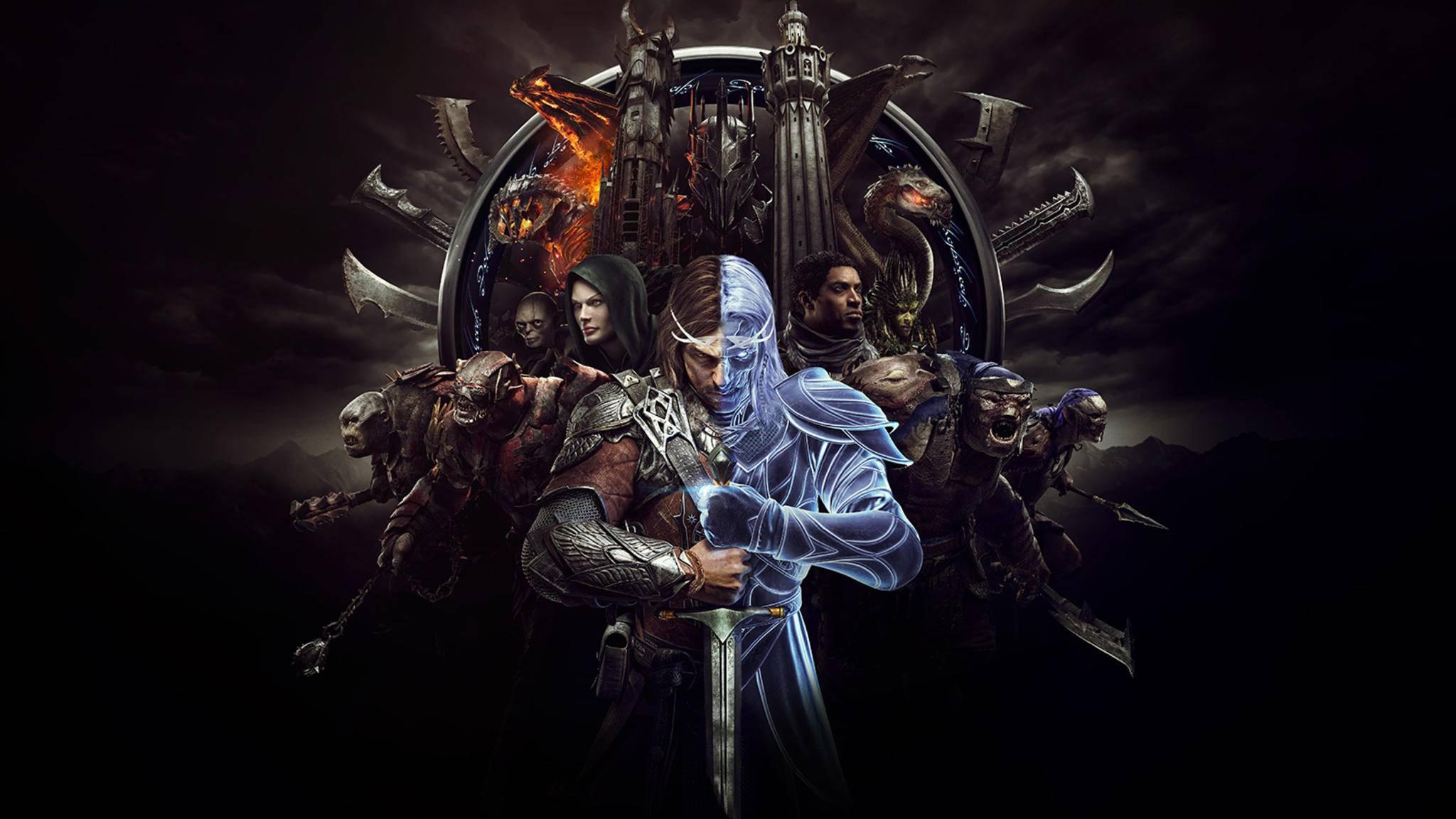"""Noch im Jahr 2017 wird """"Mittelerde: Schatten des Krieges"""" durch fünf kostenlose DLCs bereichert."""