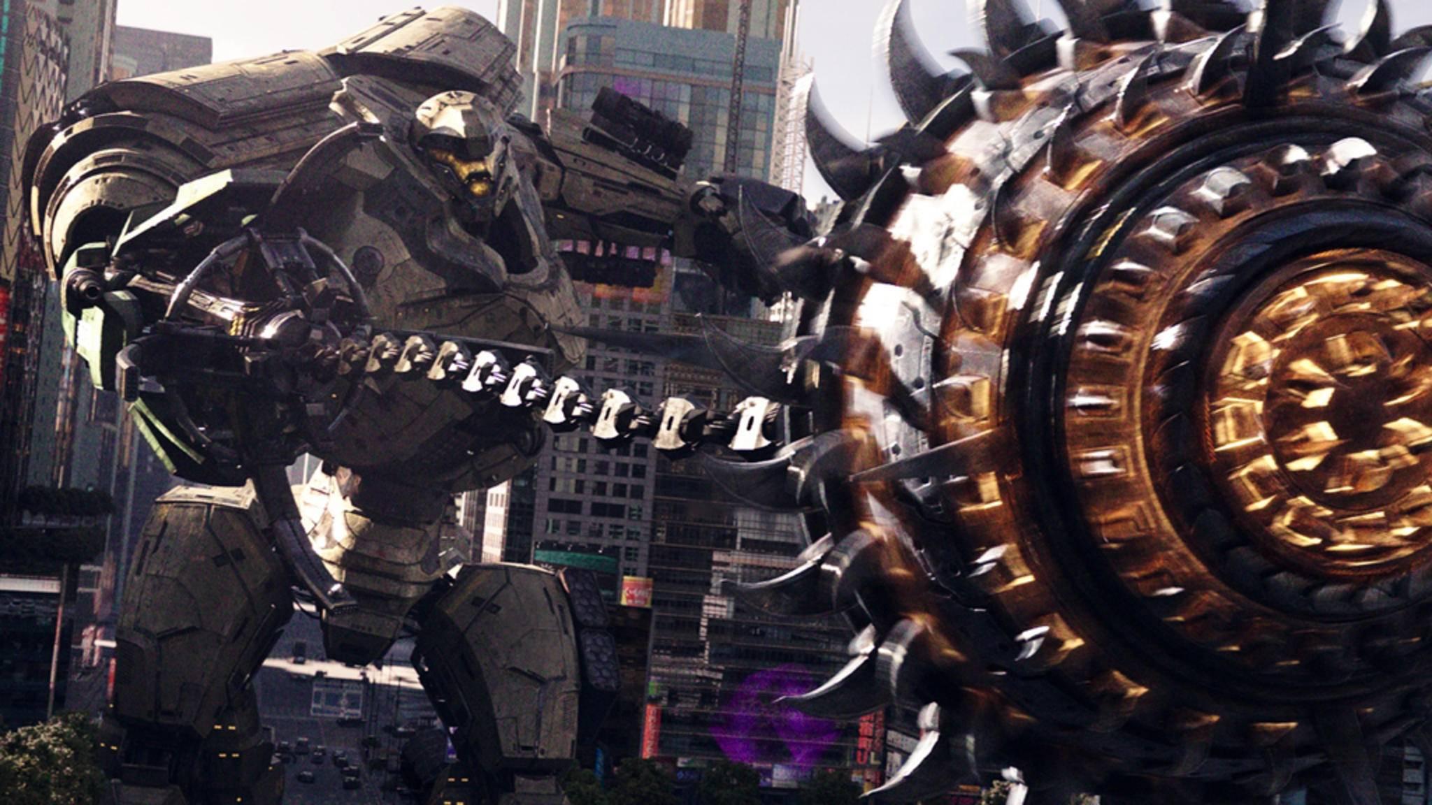 2018 sind die Kaiju wieder los – und die Jaeger samt ihrer menschlichen Piloten sind erneut gefragt.