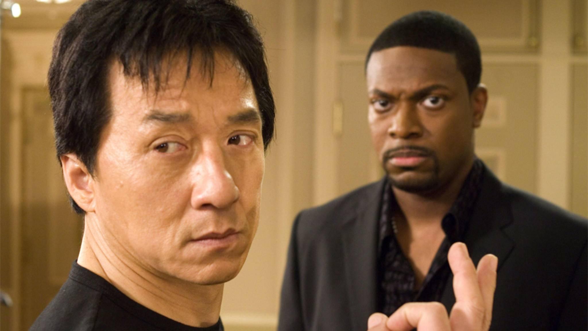 Das Dream-Team Jackie Chan und Chris Tucker kommt auf die Leinwand zurück.