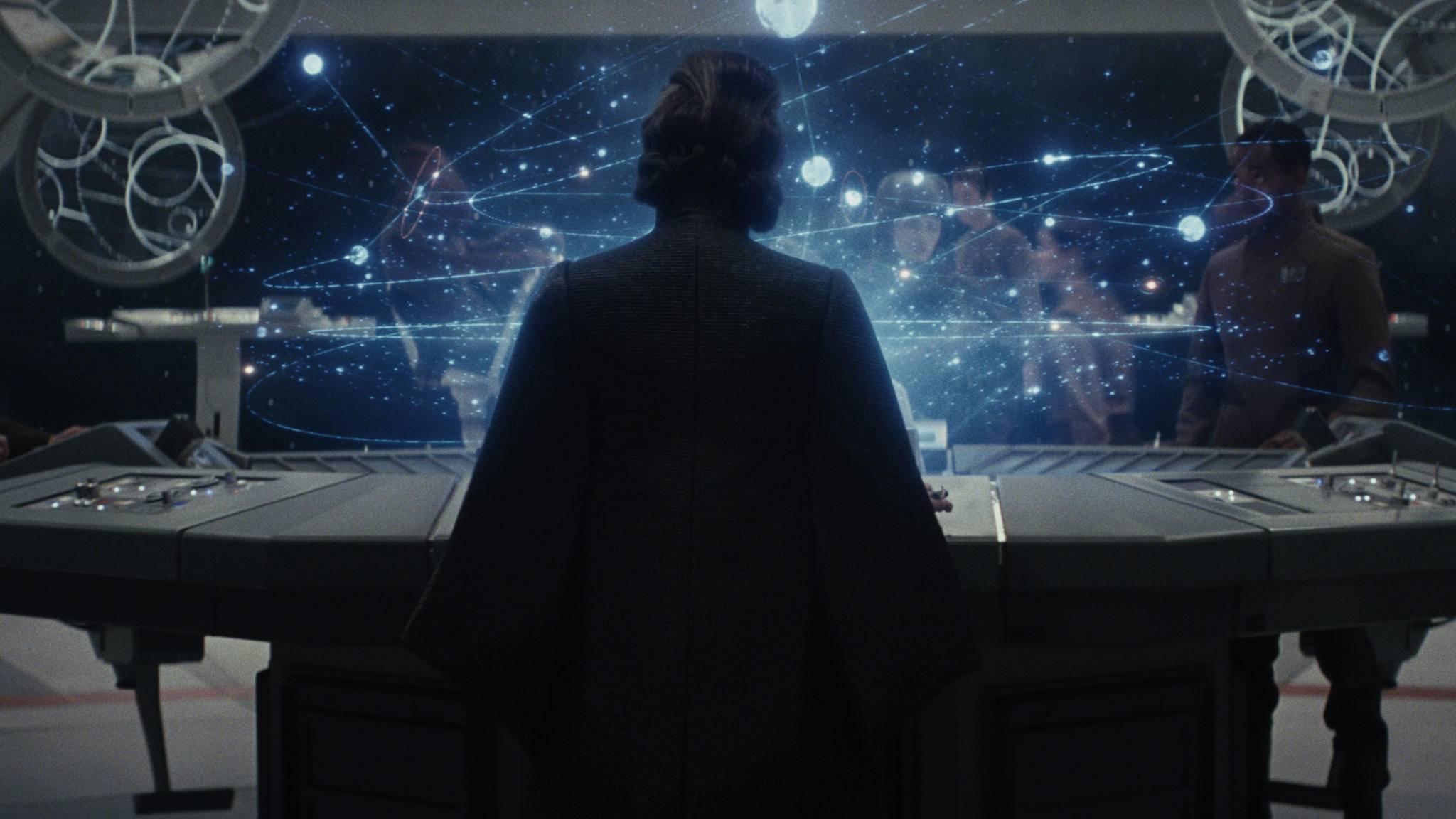 """Das Imperium wird begeistert sein: Die Ticket-Offensive zu """"Star Wars: Die letzten Jedi"""" startet in Kürze."""