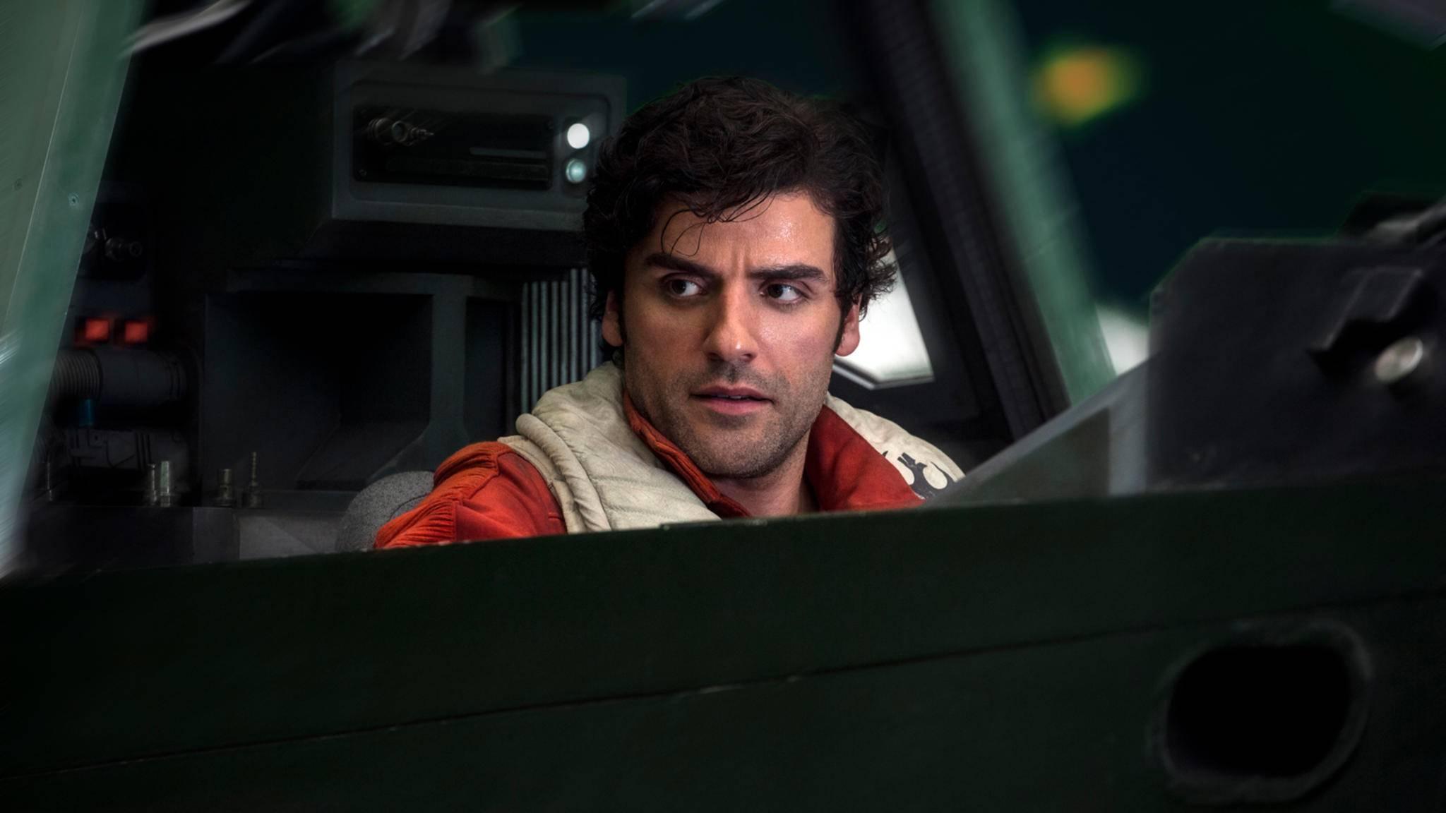 """Hier ist er noch in """"Star Wars"""" zu sehen, aber bald übernimmt Oscar Isaac eine tragende Rolle in """"Dune""""."""