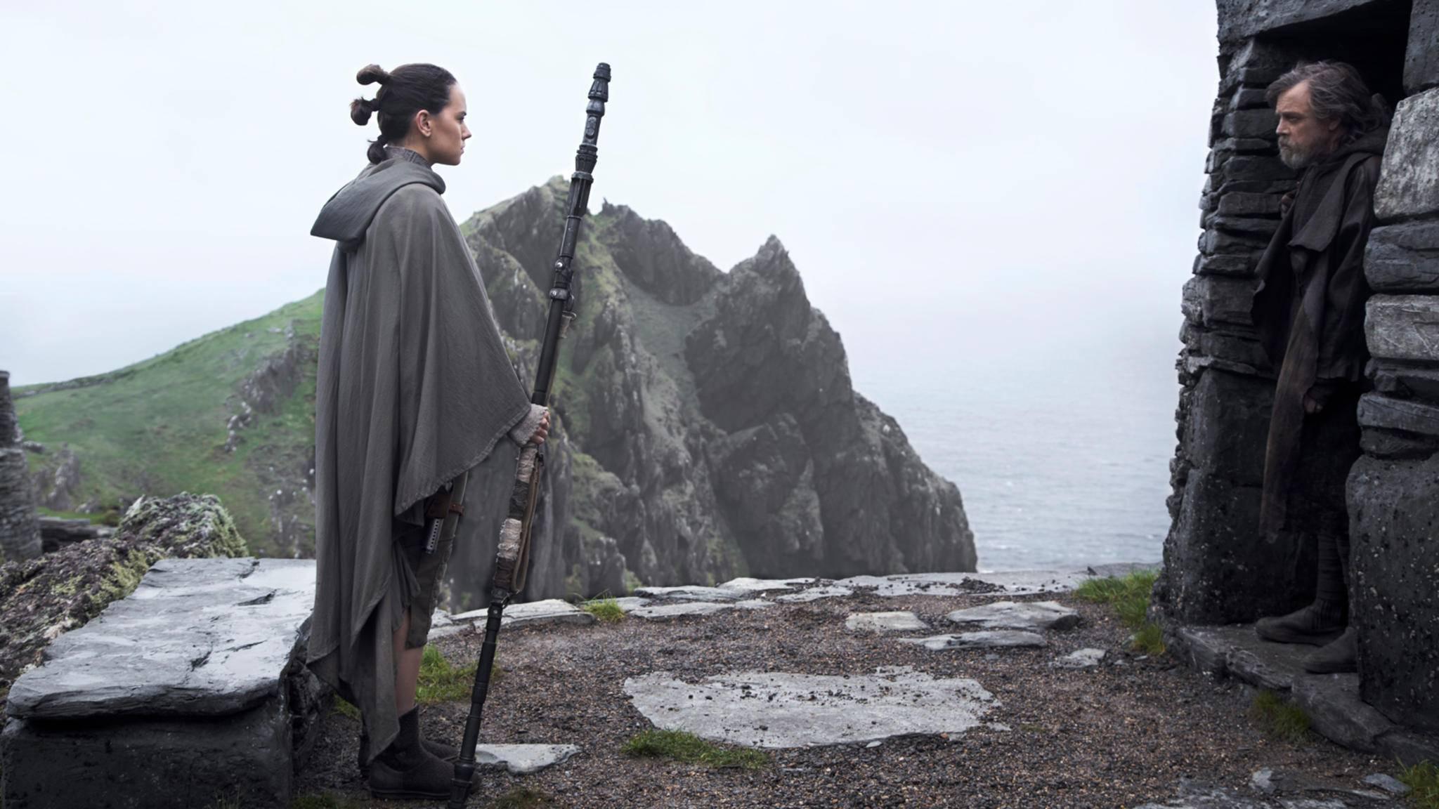 Wie es aussieht, wird Episode 9 der Sternensaga für Daisy Ridley das Ende sein.