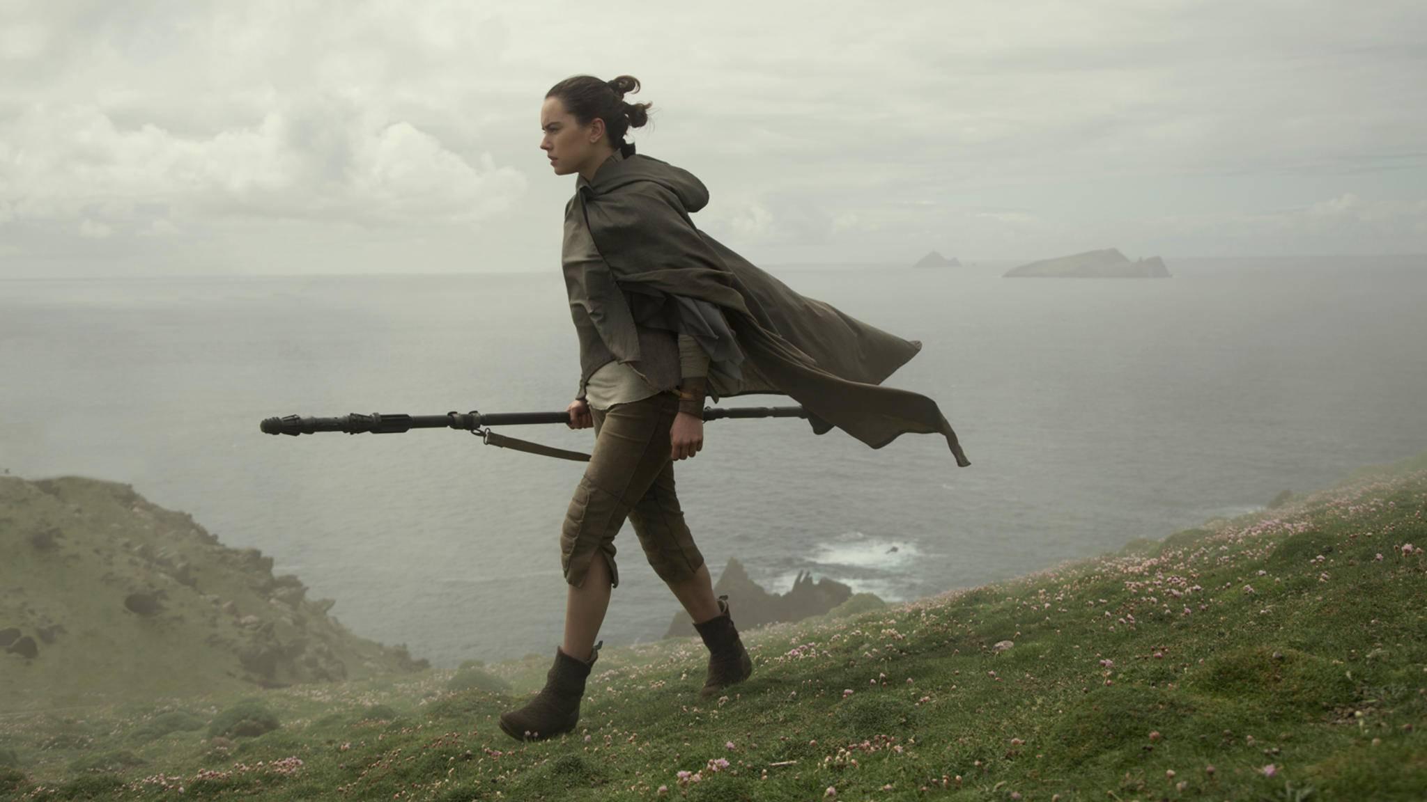 """Über 120 Millionen Mal wurde der """"Star Wars: Die letzten Jedi""""-Trailer binnen 24 Stunden angesehen."""