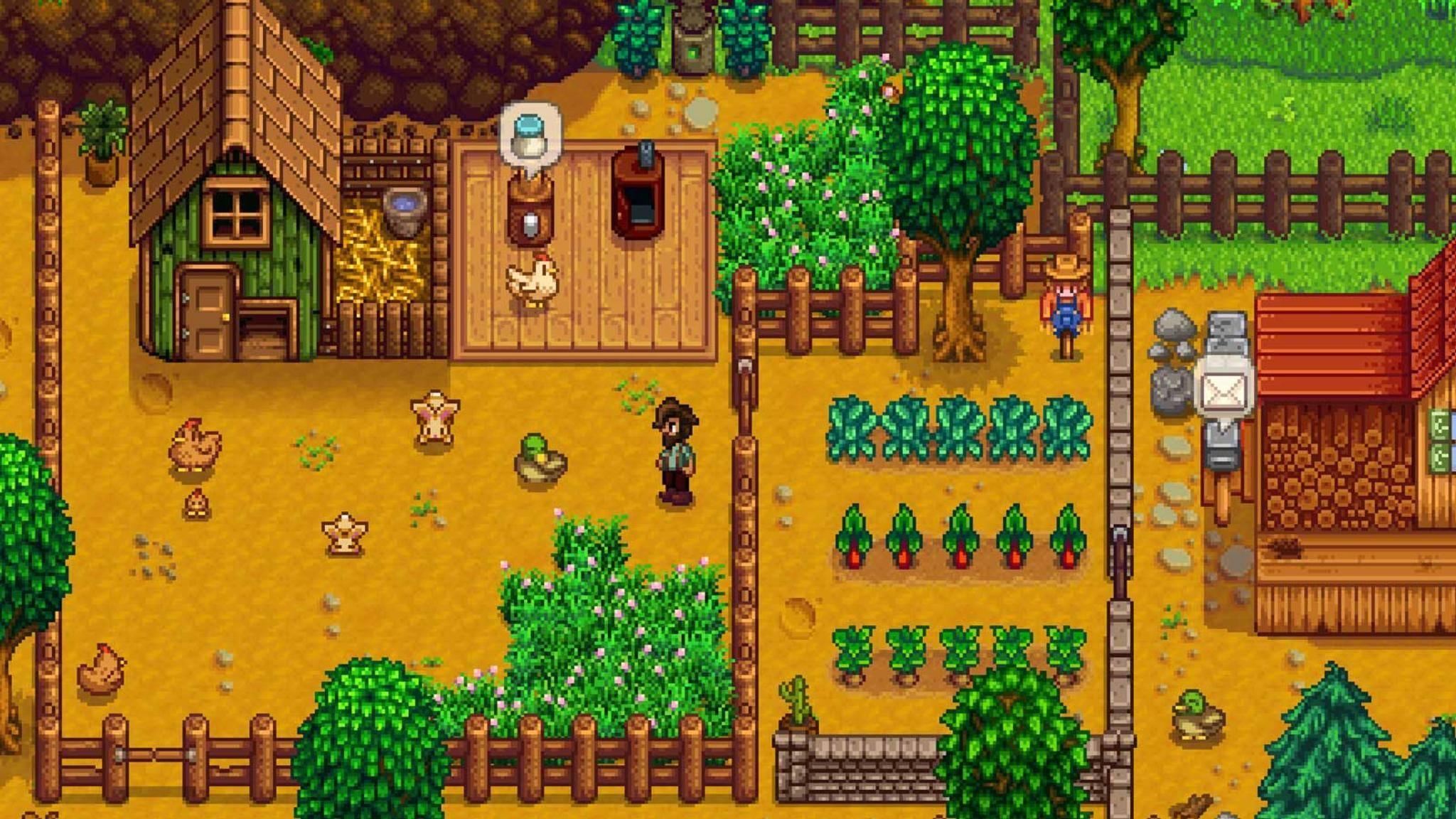 """""""Stardew Valley"""": So wirst Du zum Super-Farmer."""