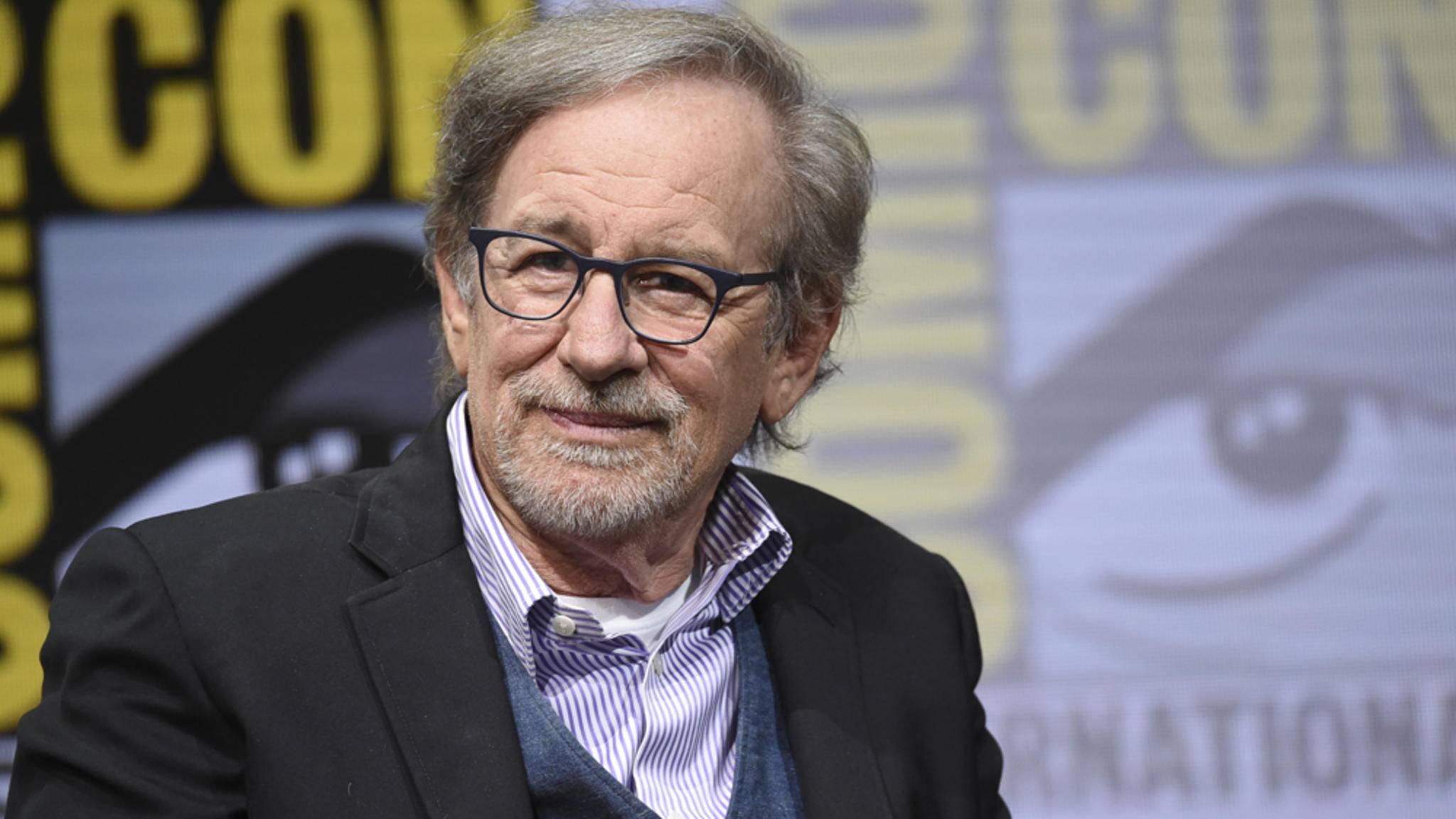Steven Spielberg wird wohl schon bald für Apple produzieren.