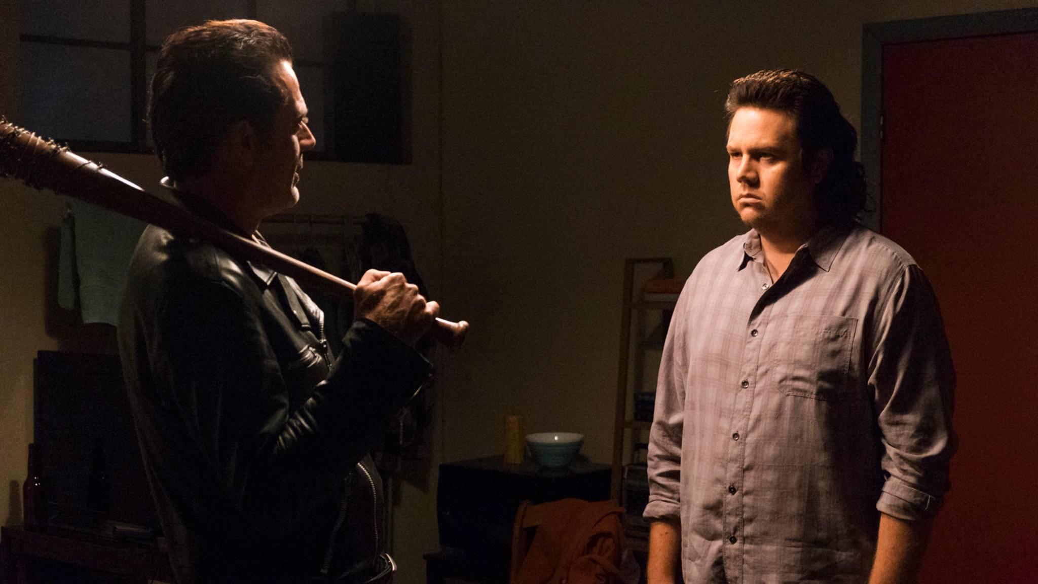 Wird Eugene in Staffel 8 tatsächlich ein vollwertiges Mitglied von Team Negan?