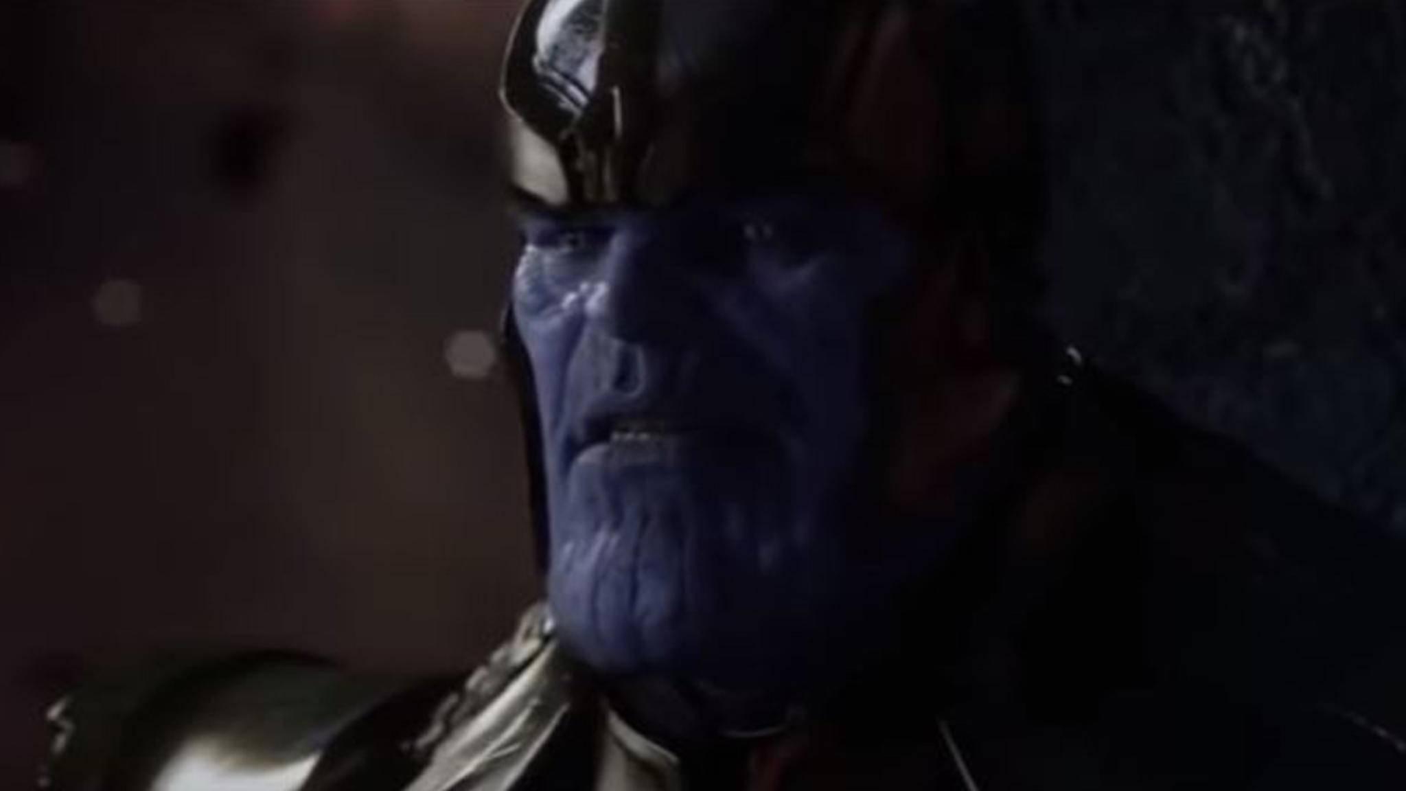 """Sein Papa ist stolz: Der Thanos-Schöpfer verspricht einen gelungenen Auftritt des Schurken in """"Avengers: Infinity War""""."""