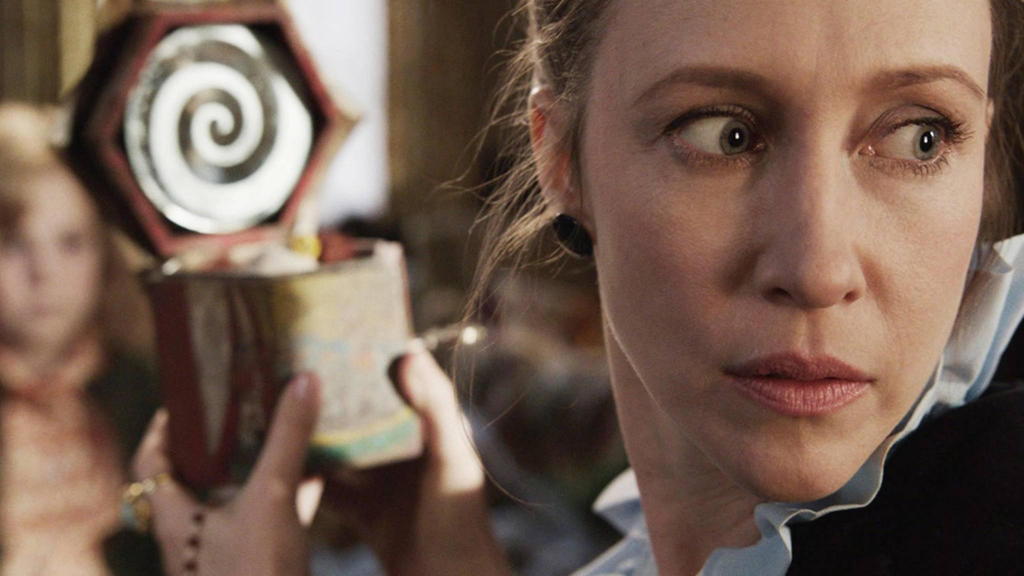 """Ja, was haben wir denn da? Auch """"The Conjuring"""" darf auf einer Liste mit den besten Horrorfilmen natürlich nicht fehlen."""
