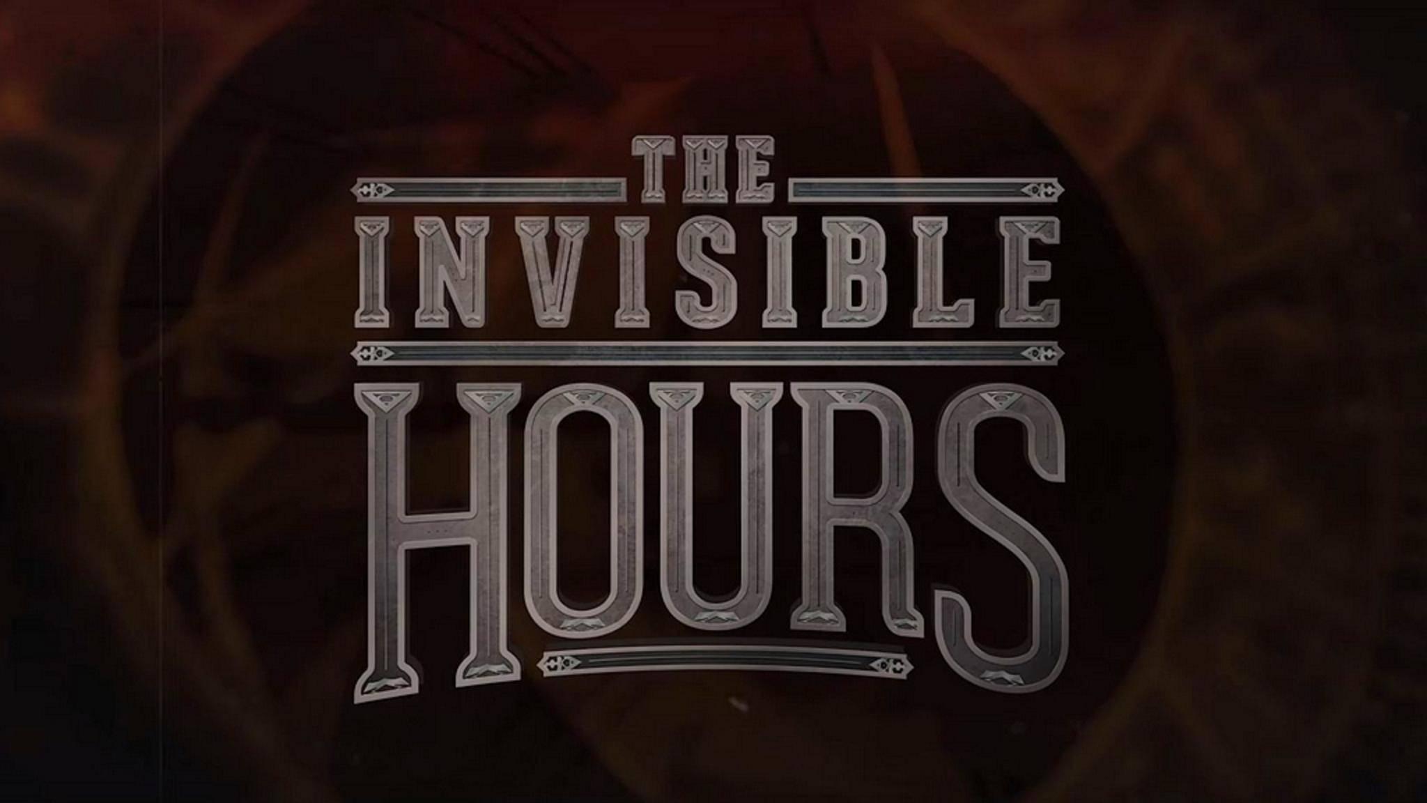 """""""The Invisible Hours"""" verwischt die Grenzen zwischen Spiel und erlebtem Film."""