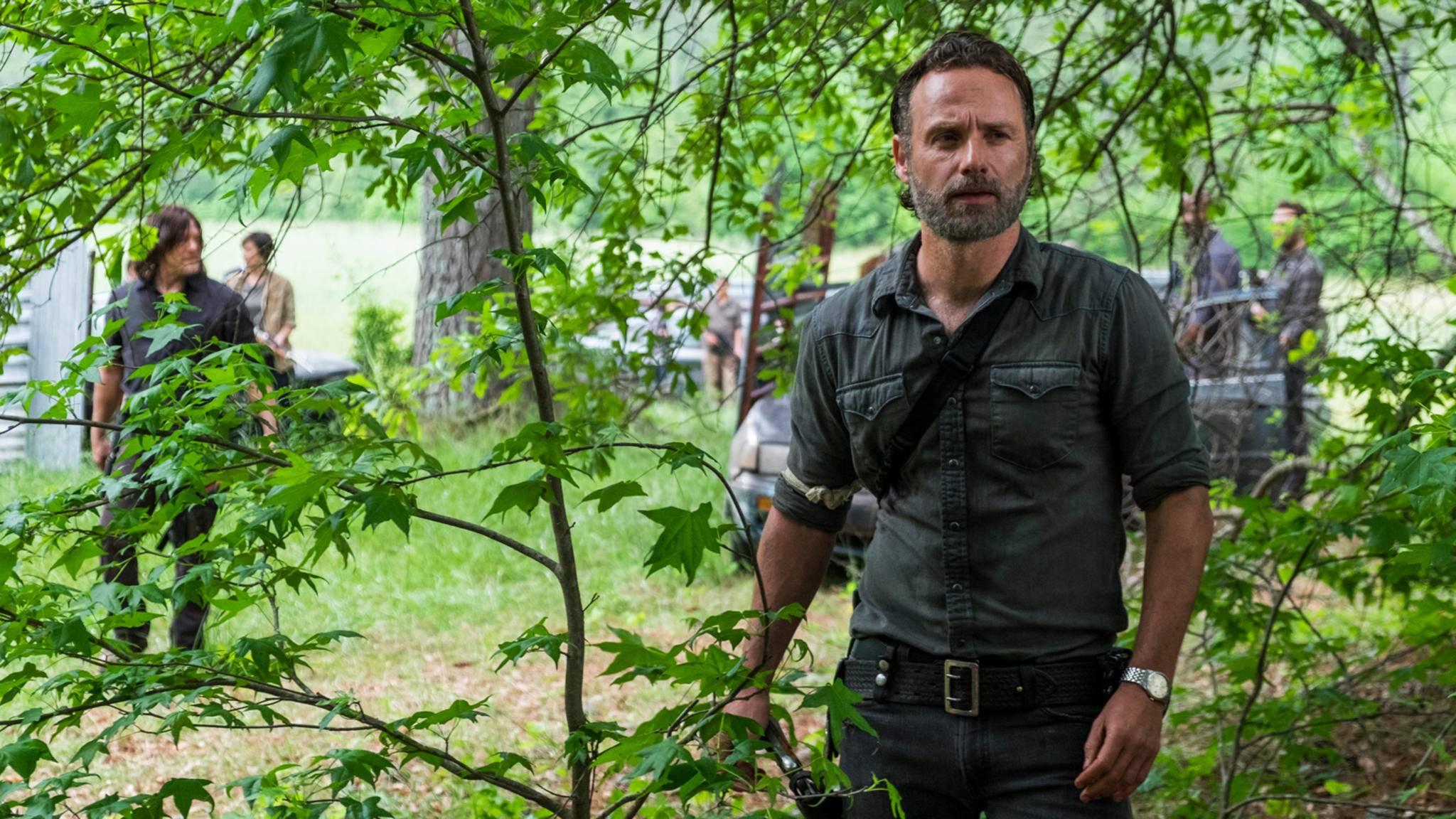 Rick trifft in der Premiere von Staffel 8 auf eine alte Bekannte – ganz, ohne es zu merken.