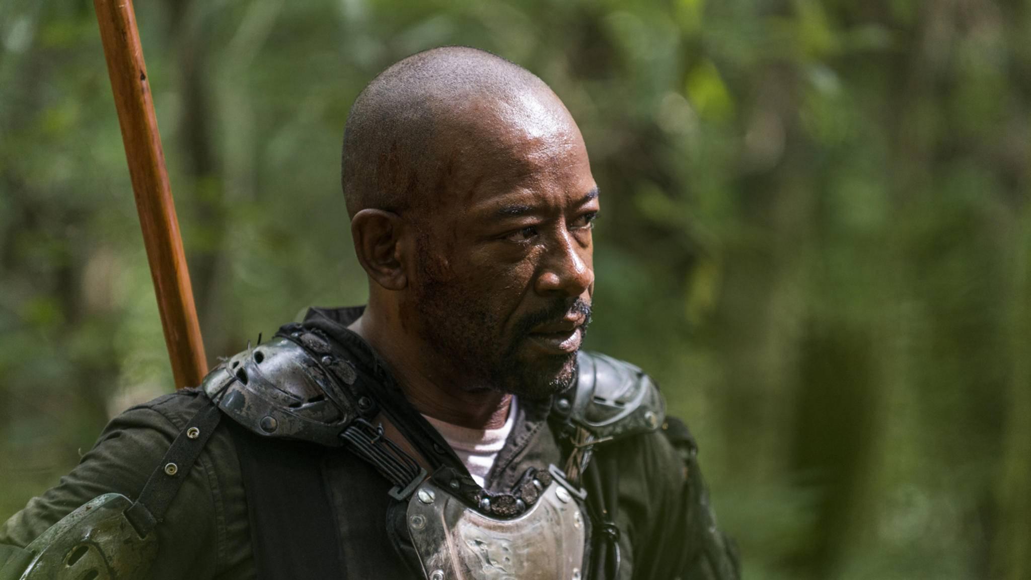 "Wie werden die Showrunner Morgan wohl in ""Fear the Walking Dead"" unterbringen?"