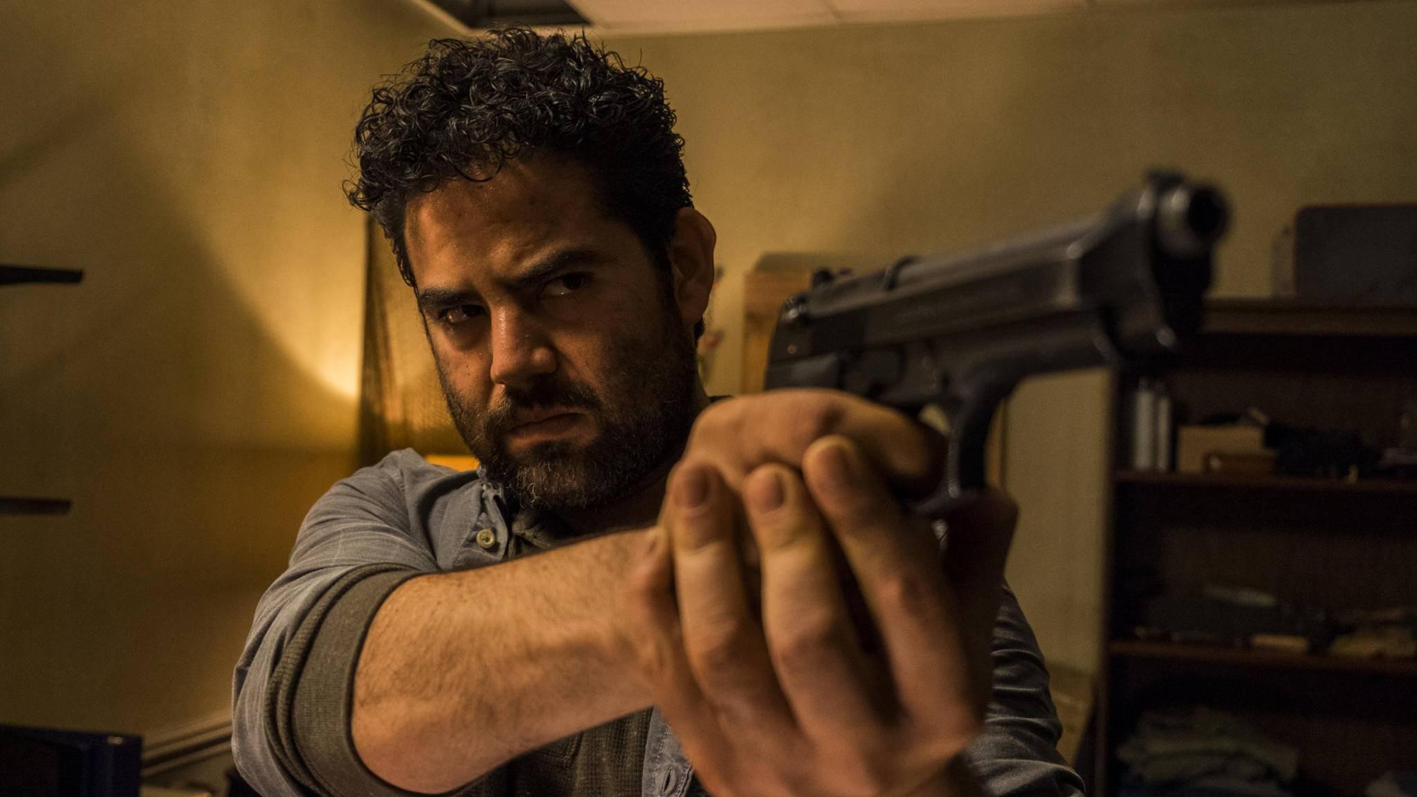 Morales aus Staffel 1 meldet sich in Staffel 8 zurück.