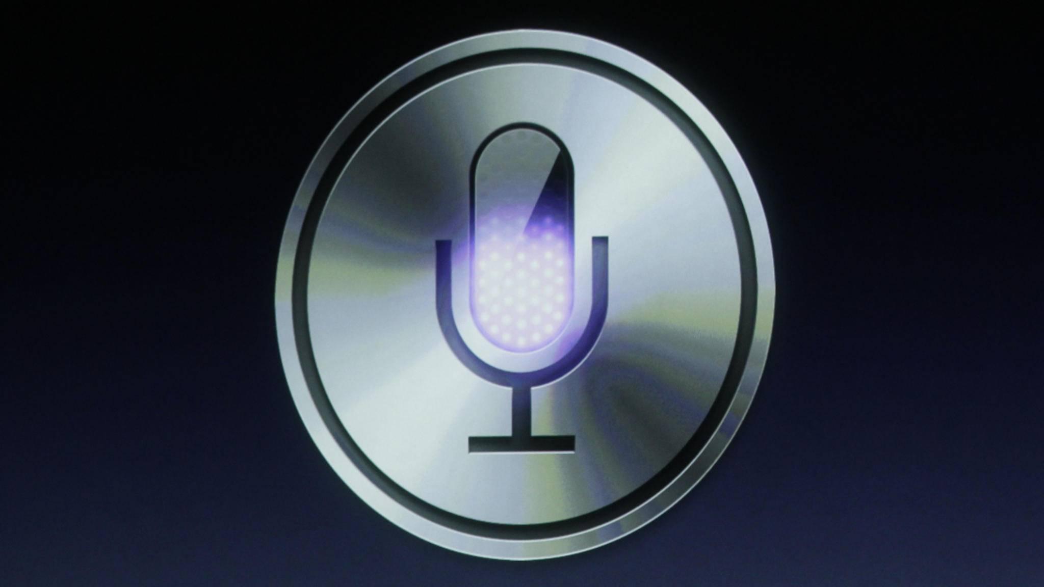 Hast Du Dich auch schon einmal gefragt, wer oder was hinter Siri steckt?