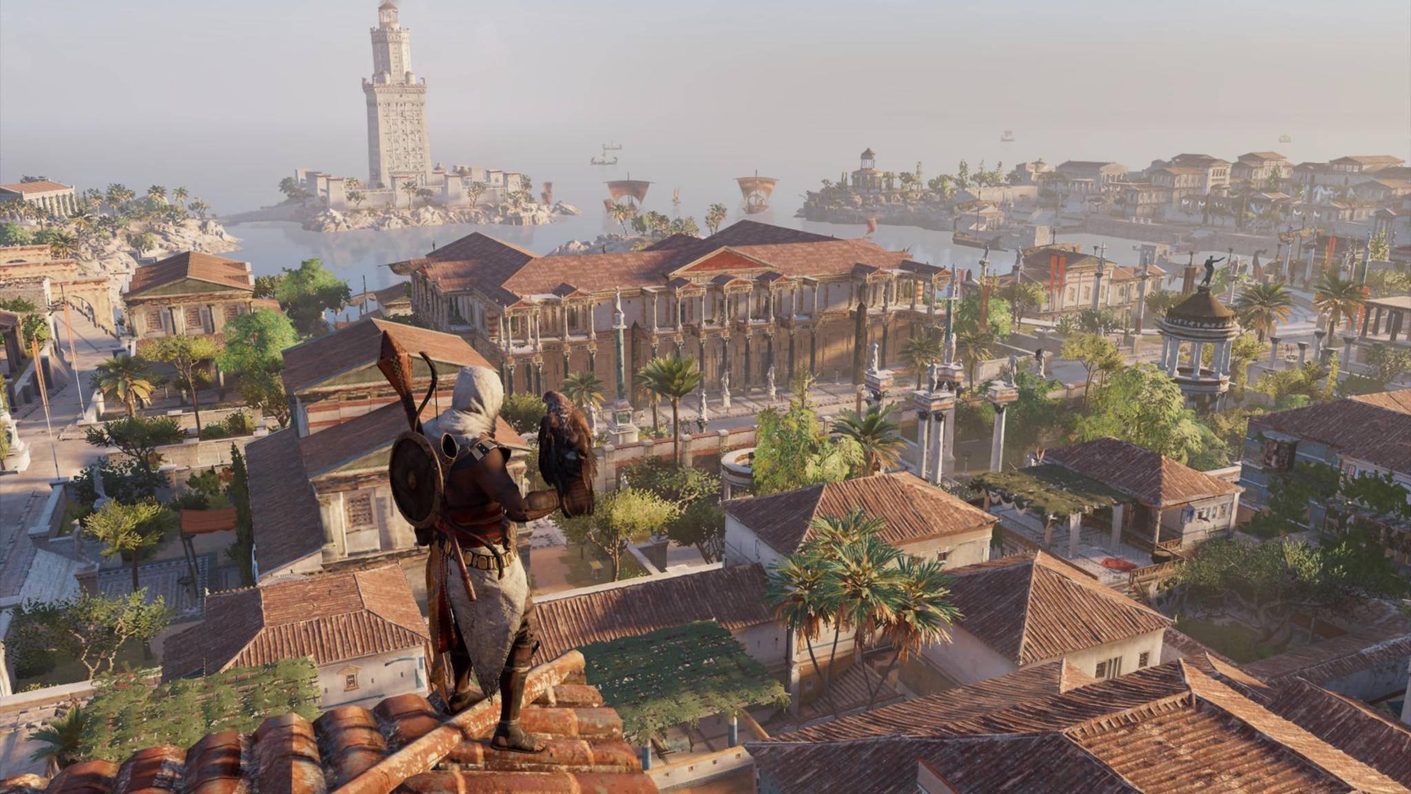 """""""Assassin's Creed: Origins"""" bekommt demnächst eine Erweiterung."""