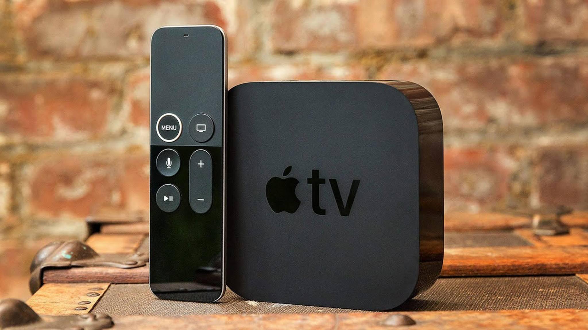 Ein neues Apple TV 4K soll laut einem Leaker in den Startlöchern stehen.