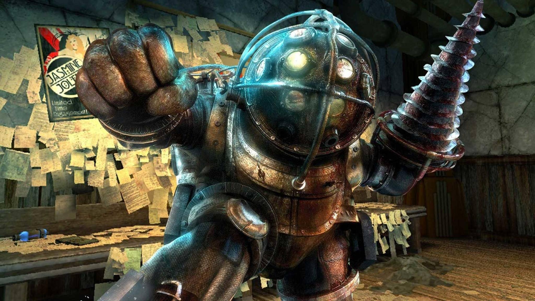 """Hinweis auf neues """"BioShock"""": Wiedersehen mit Big Daddy?"""