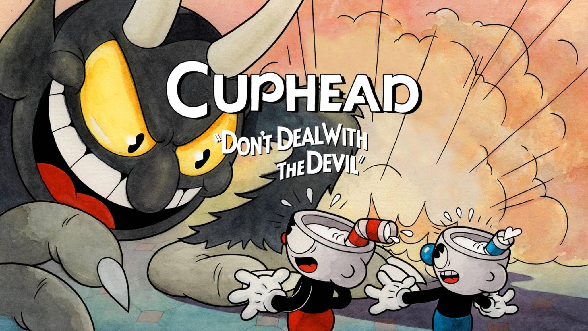 """In """"Cuphead"""" geht der Protagonist einen Deal mit dem Teufel ein – und wer darf es ausbaden? Richtig: die Spieler!"""